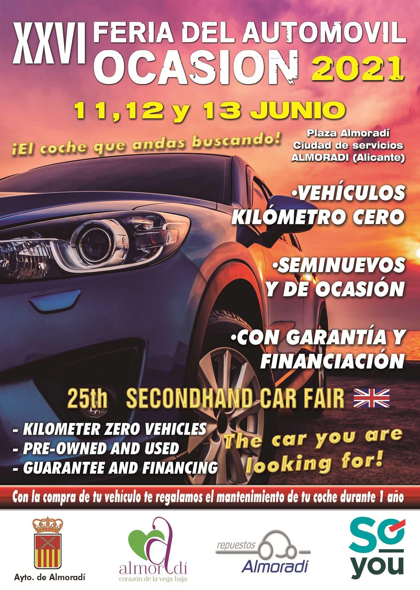 XXVI Feria del Automóvil de Ocasión