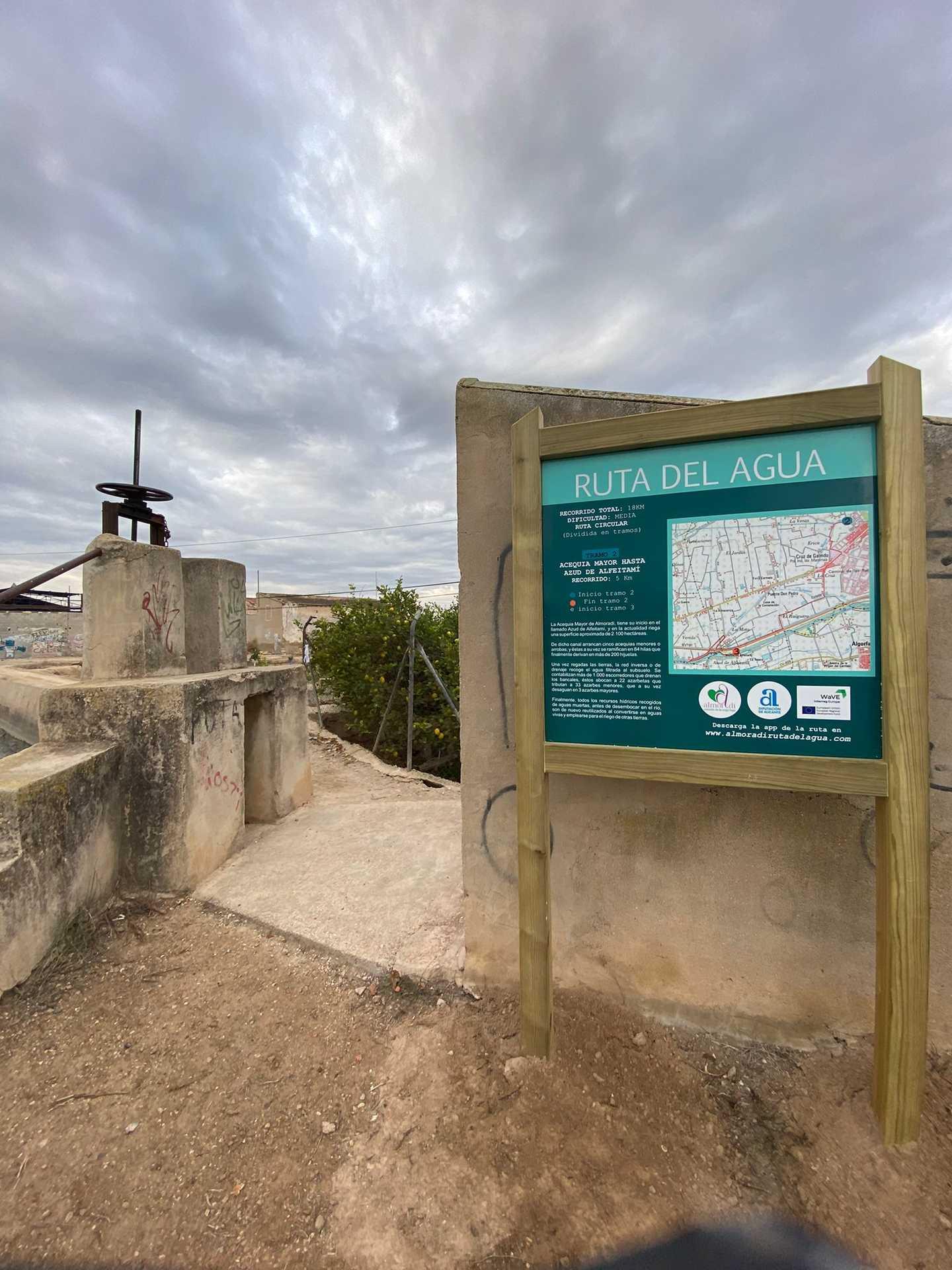 Ruta del Agua en Almoradí