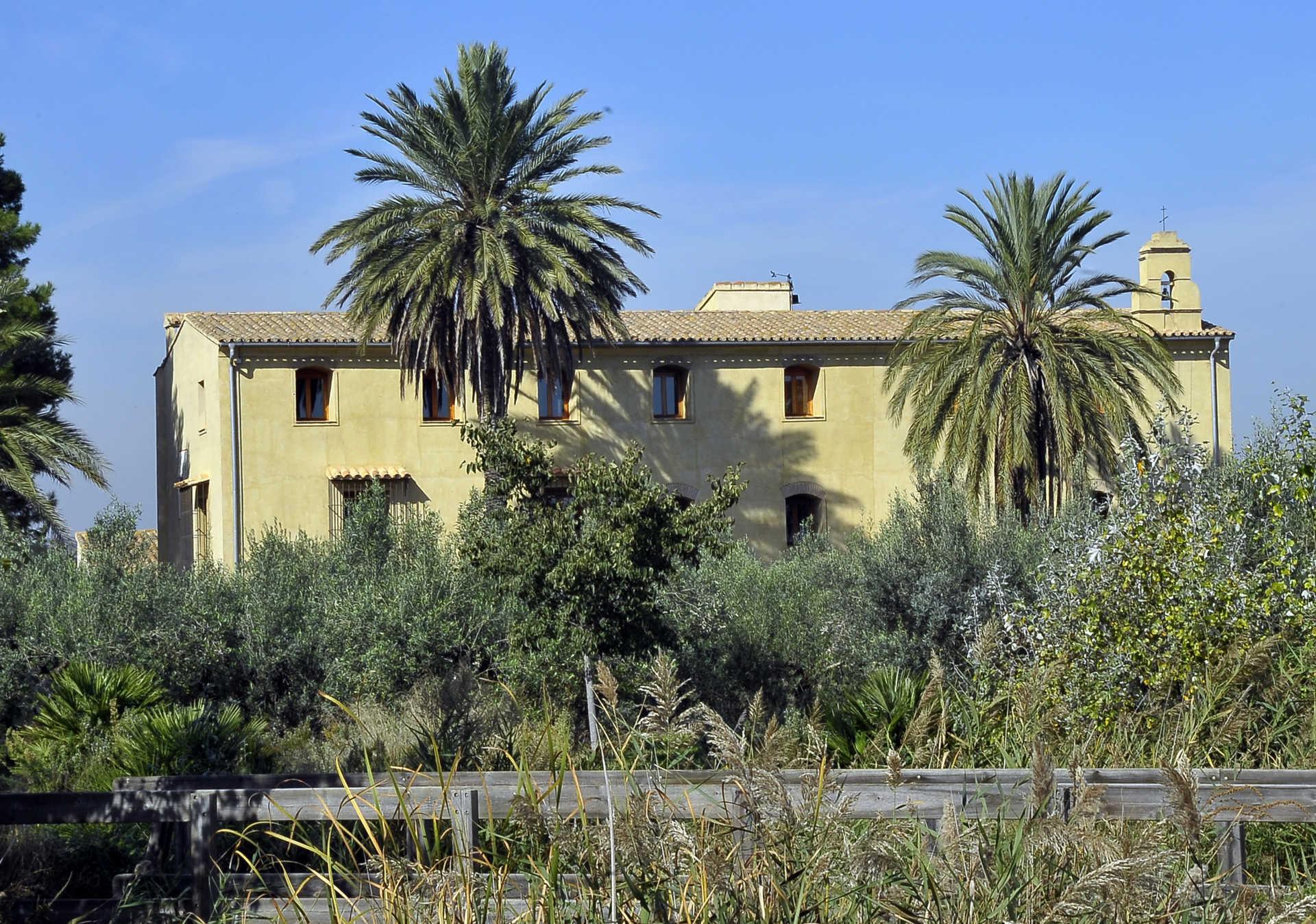 Centre d'educació ambiental de la Comunitat Valenciana - Alqueria dels Frares