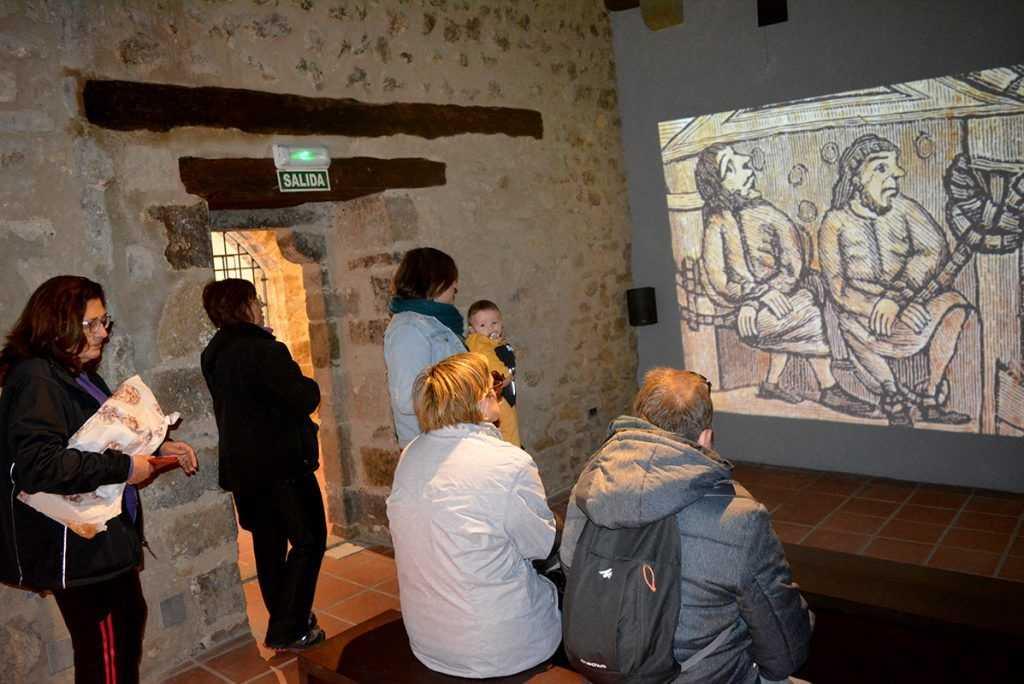 Prisión medieval de Morella