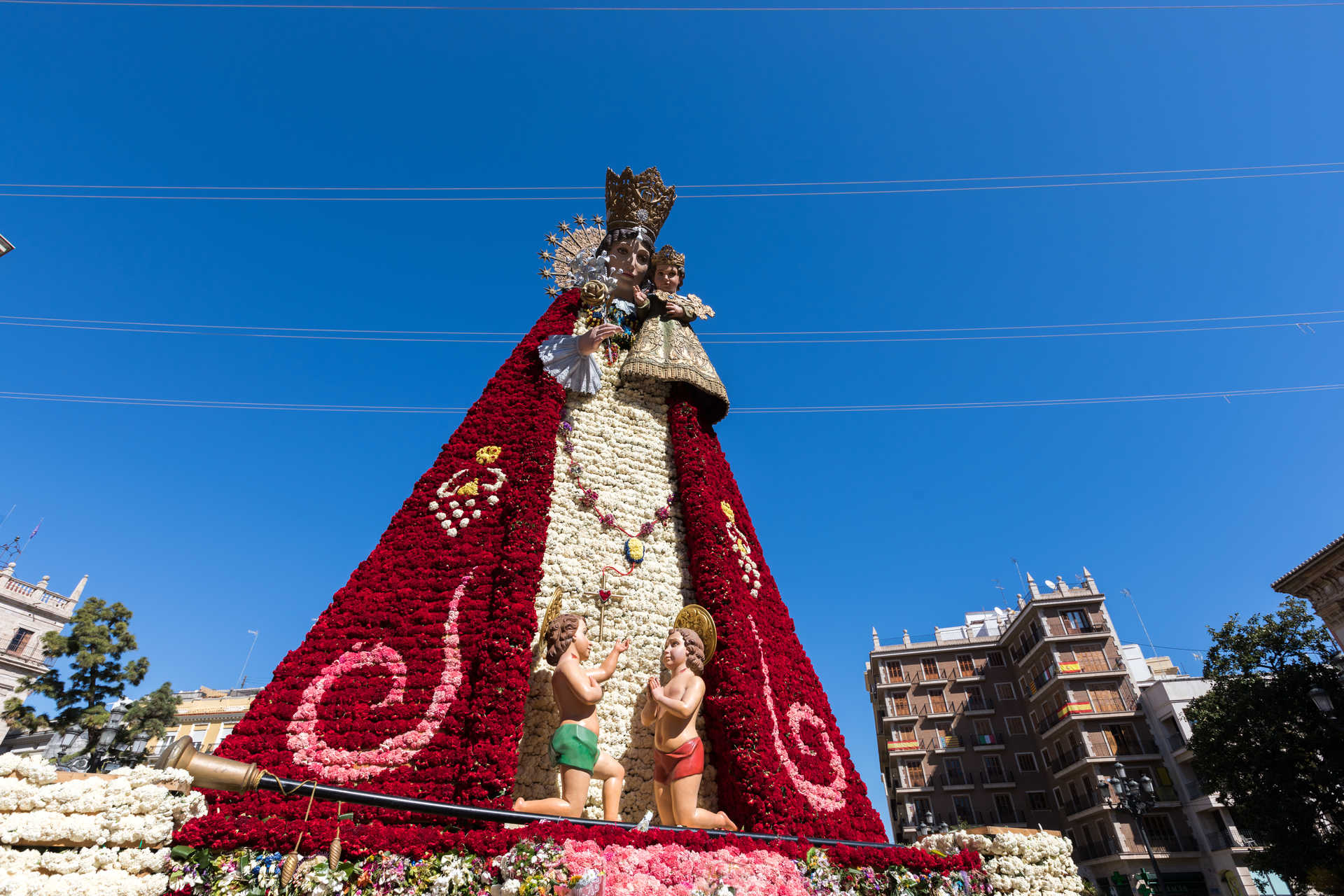 The Fallas today
