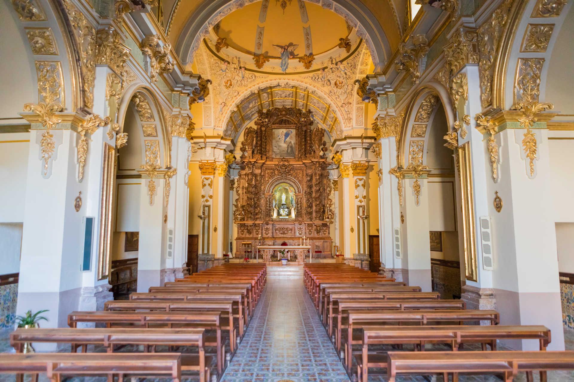 Ermita de la Mare de Déu dels Àngels