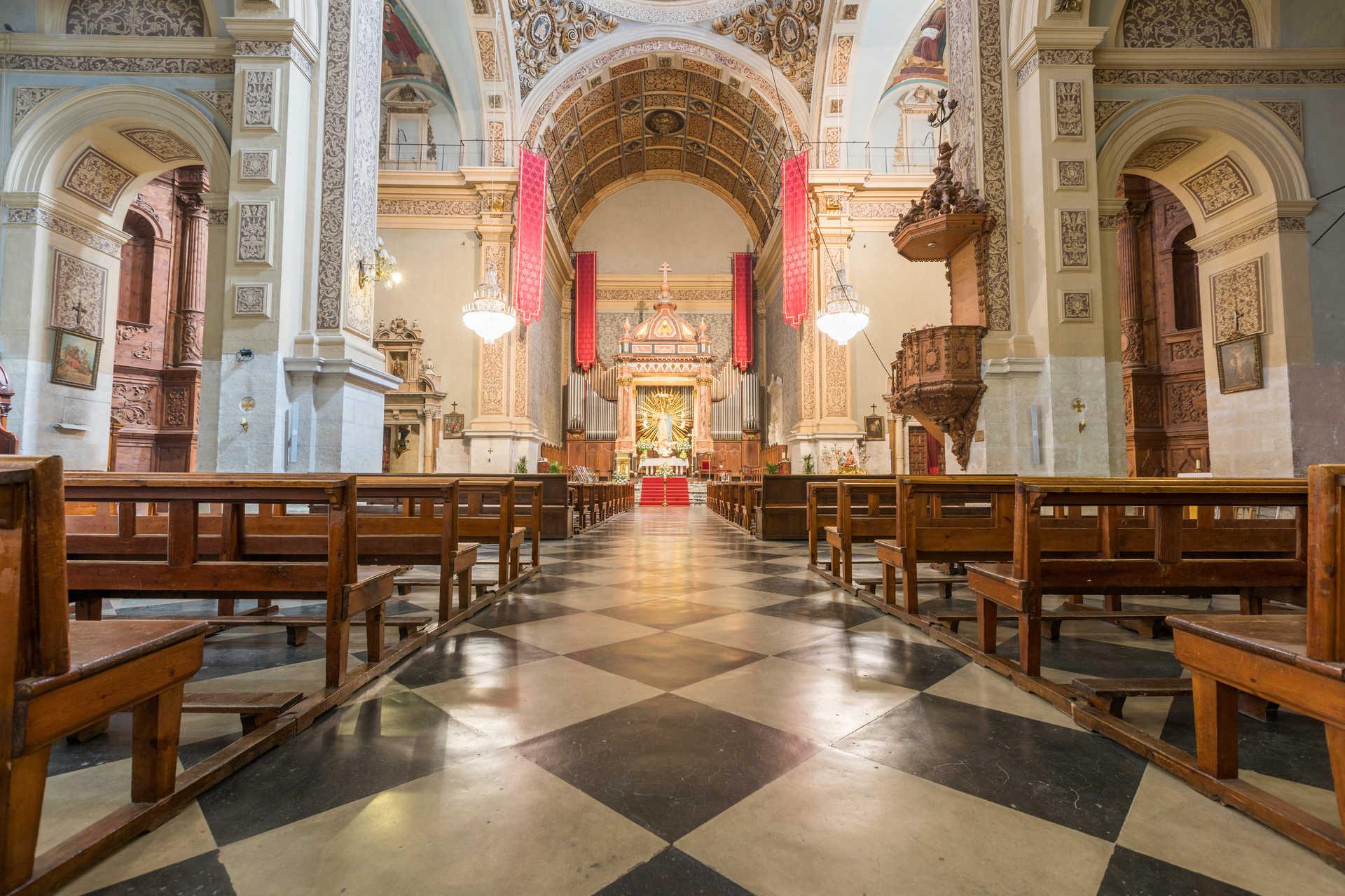 Nuestra Señora de la Asunción kirche