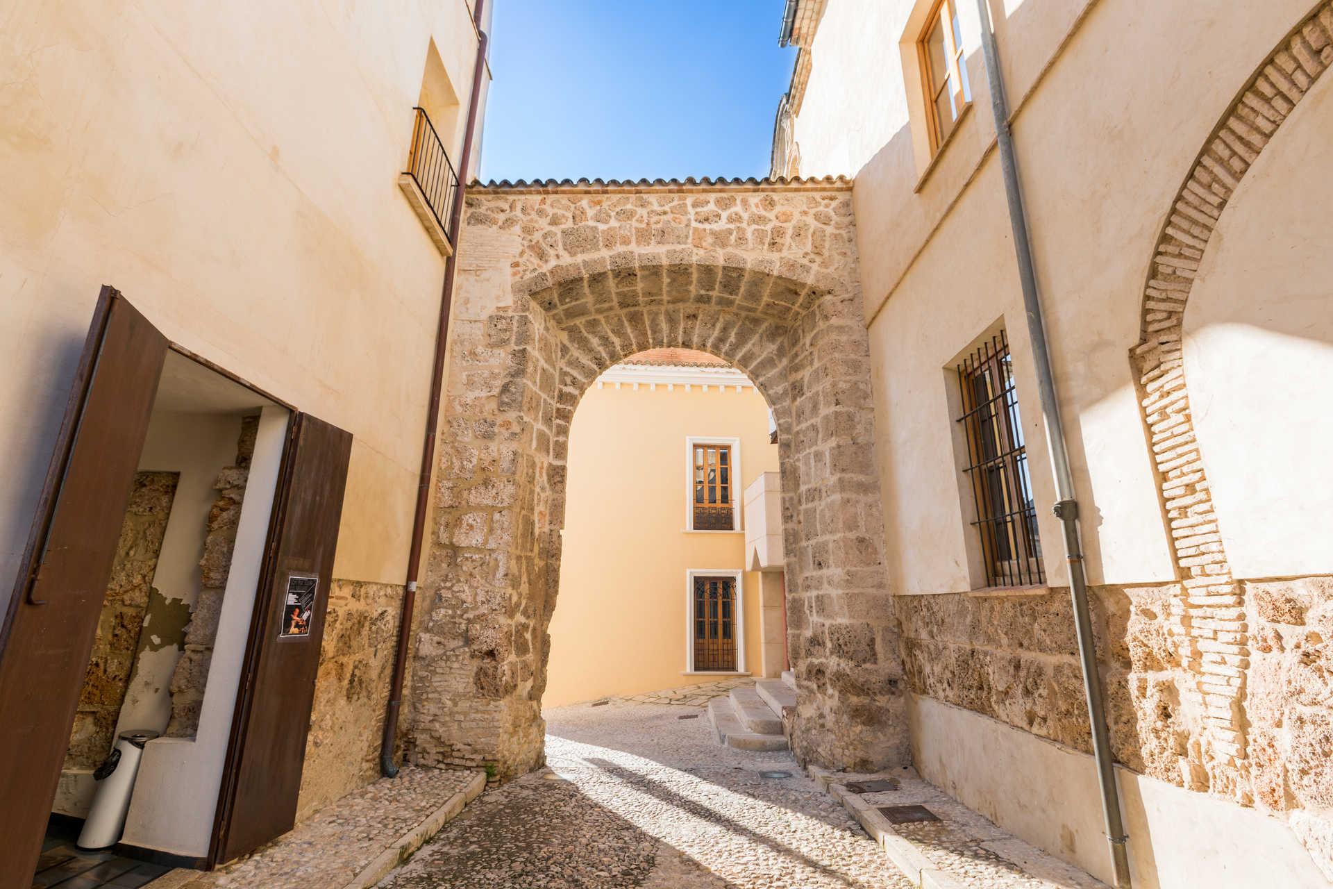 CASTILLO PALACIO DE LOS MILÁN DE ARAGÓN (LES MARQUIS D'ALBAIDA)
