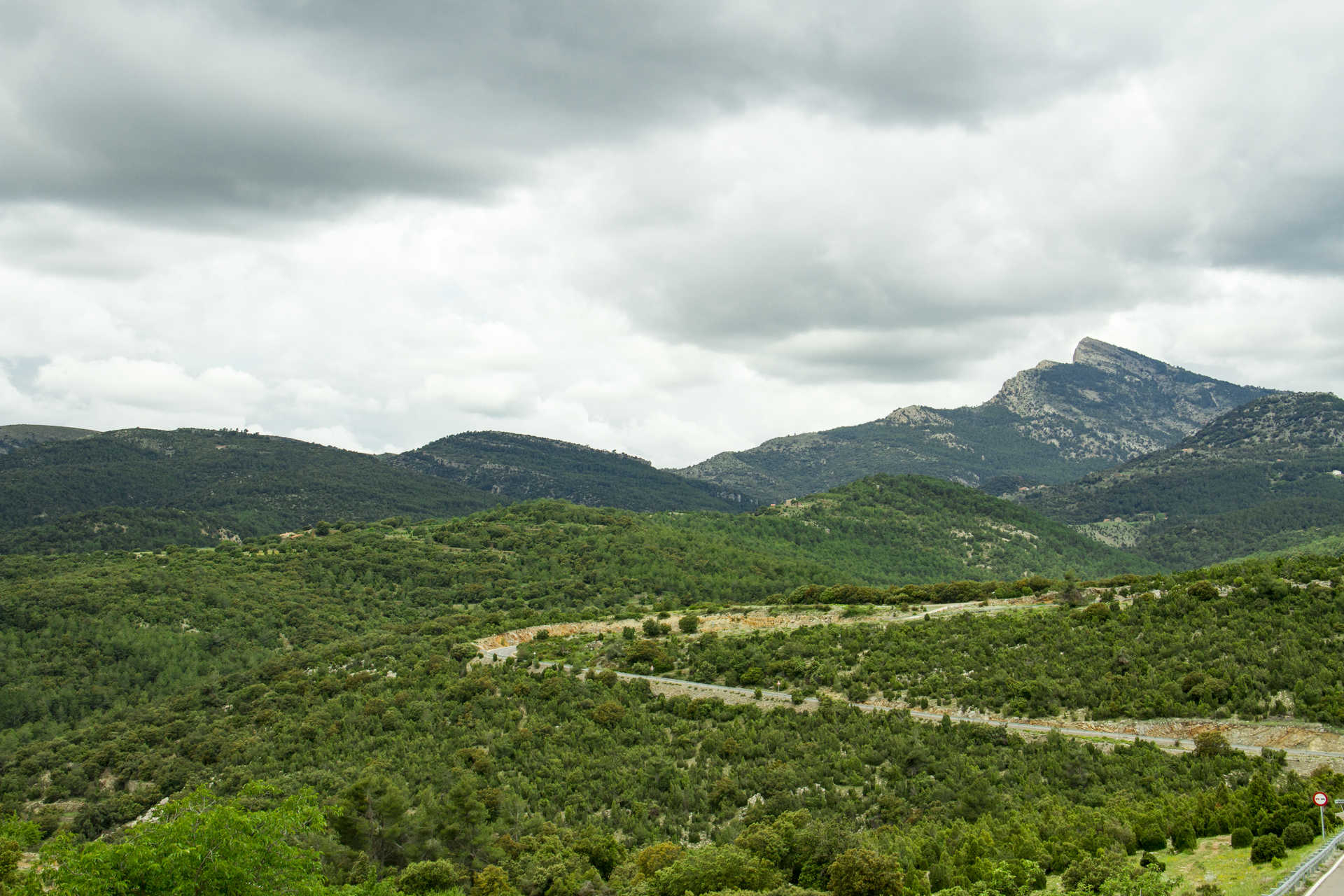 The Penyagolosa Nature Park