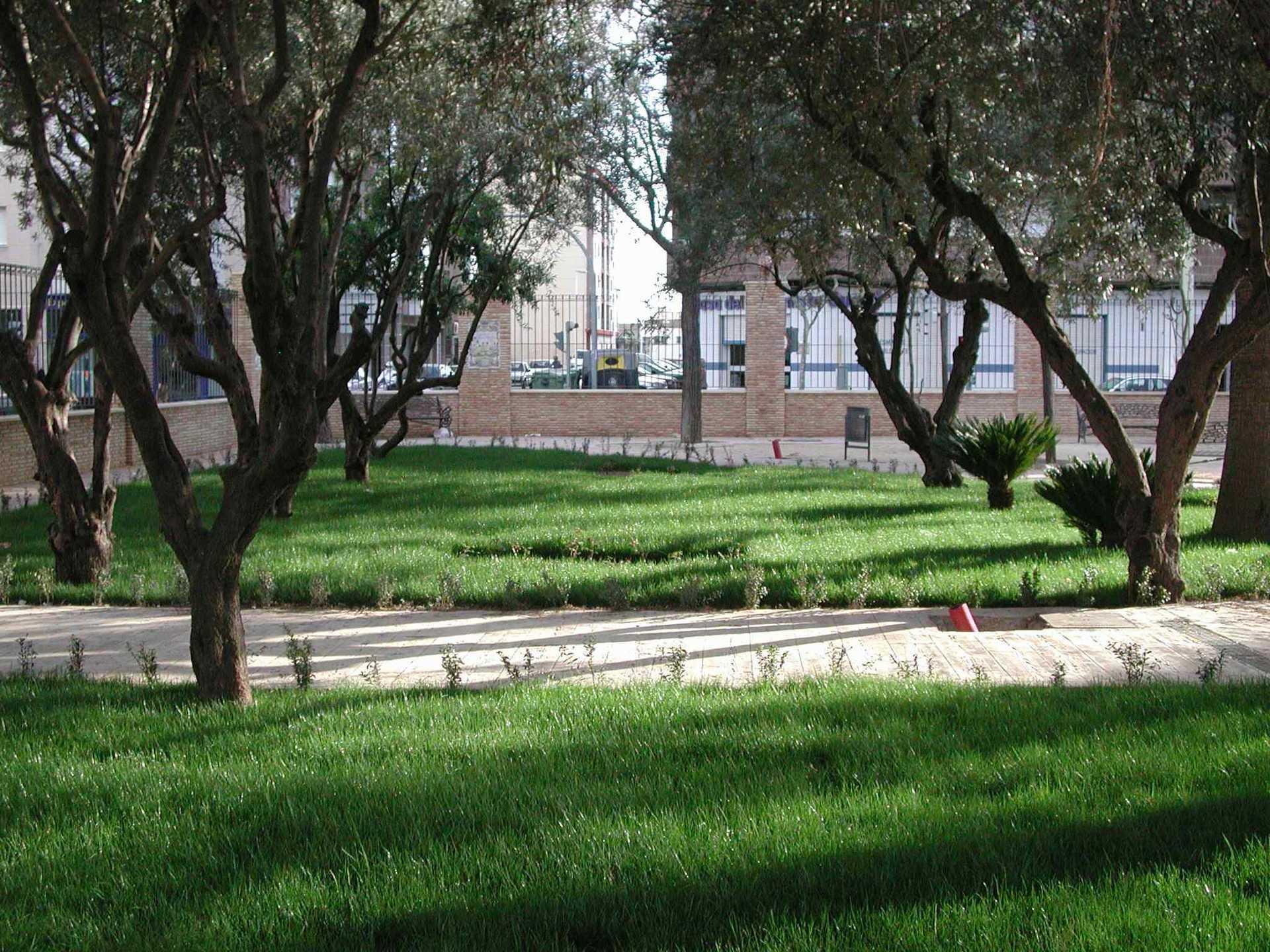 Jardín El Boscany