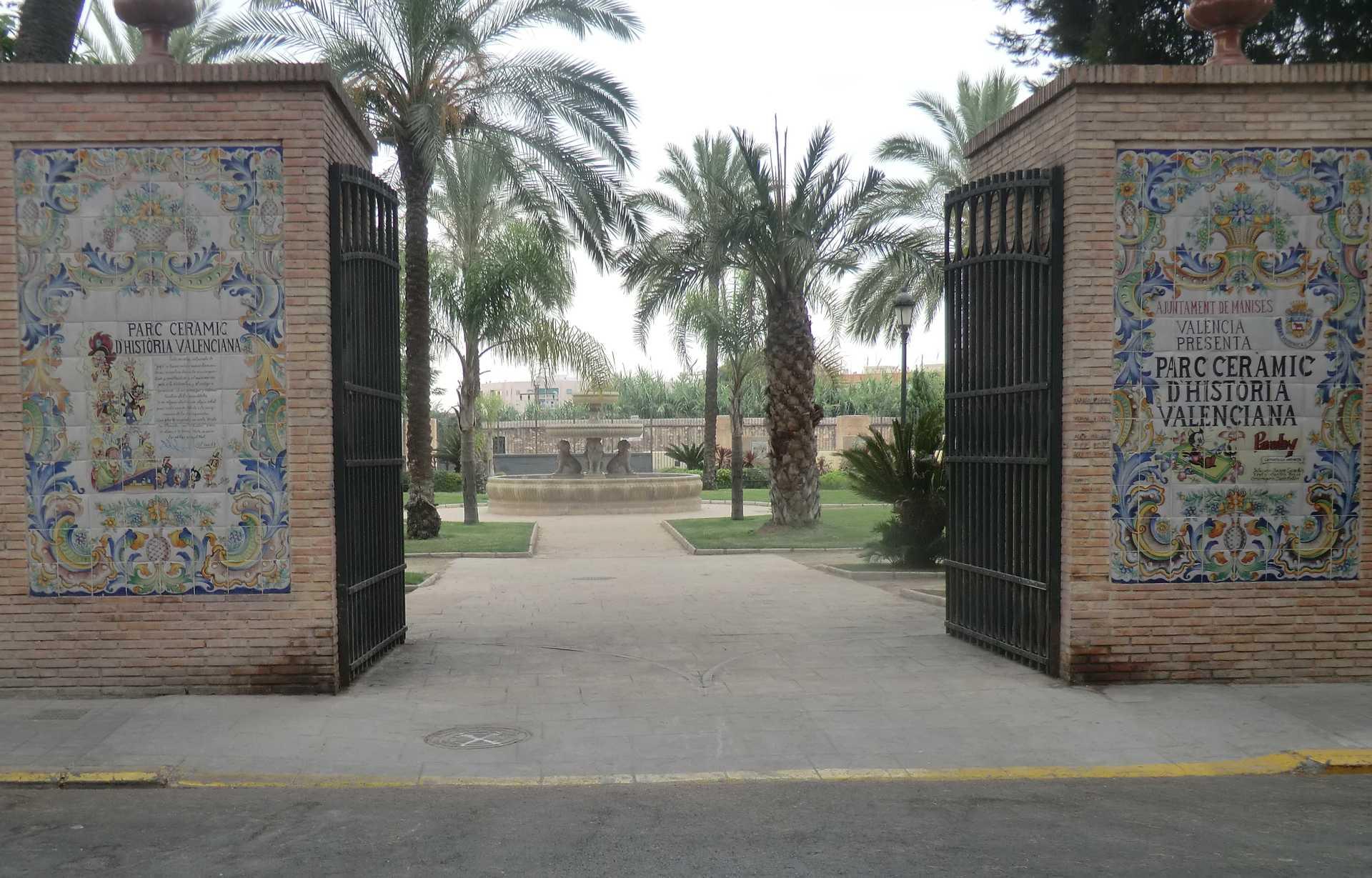 Parc Els Filtres Manises