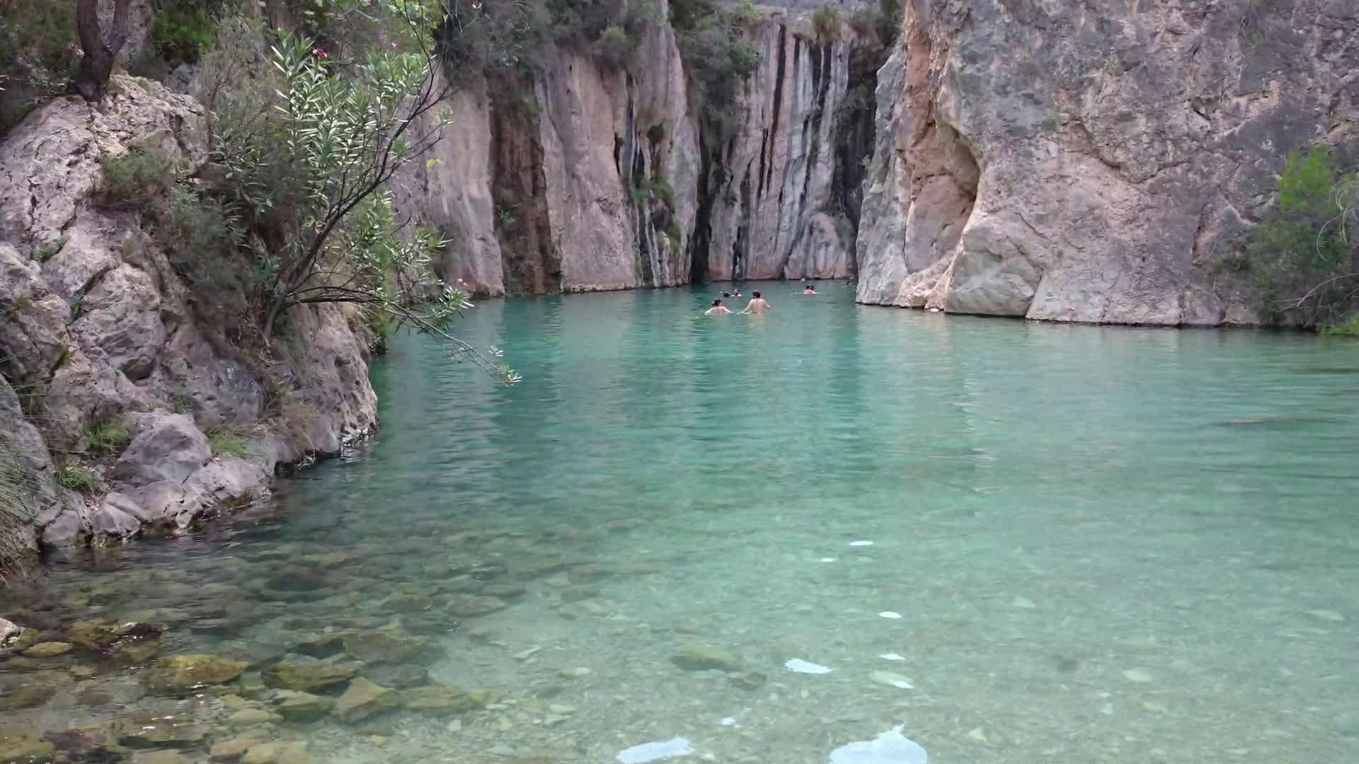 aguas termales montanejos