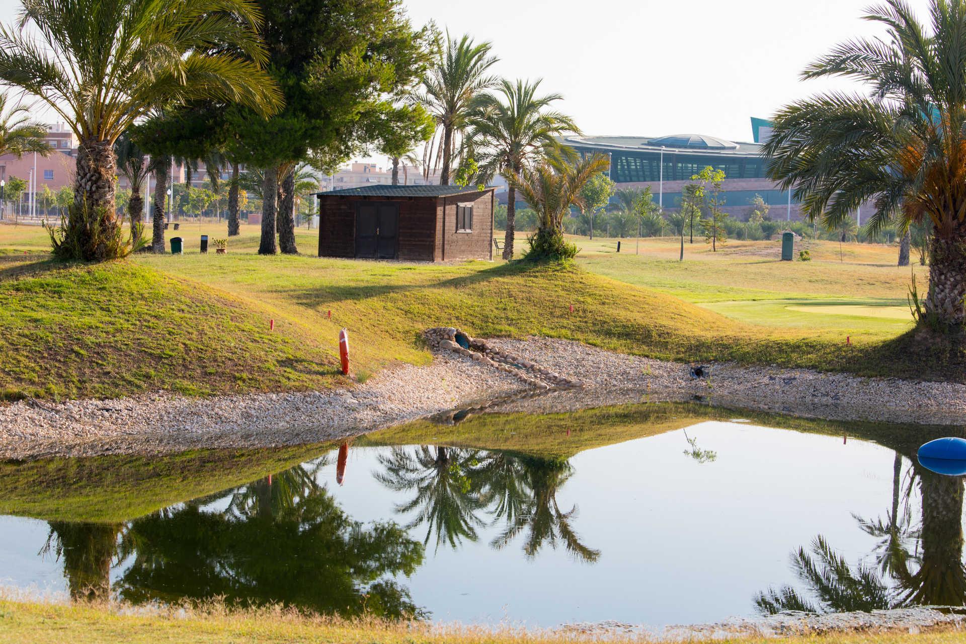 Escuela de Golf Elche