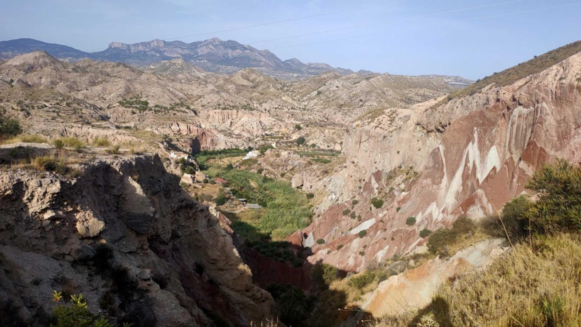 Ruta Scooter: Arcillas y Barrancos