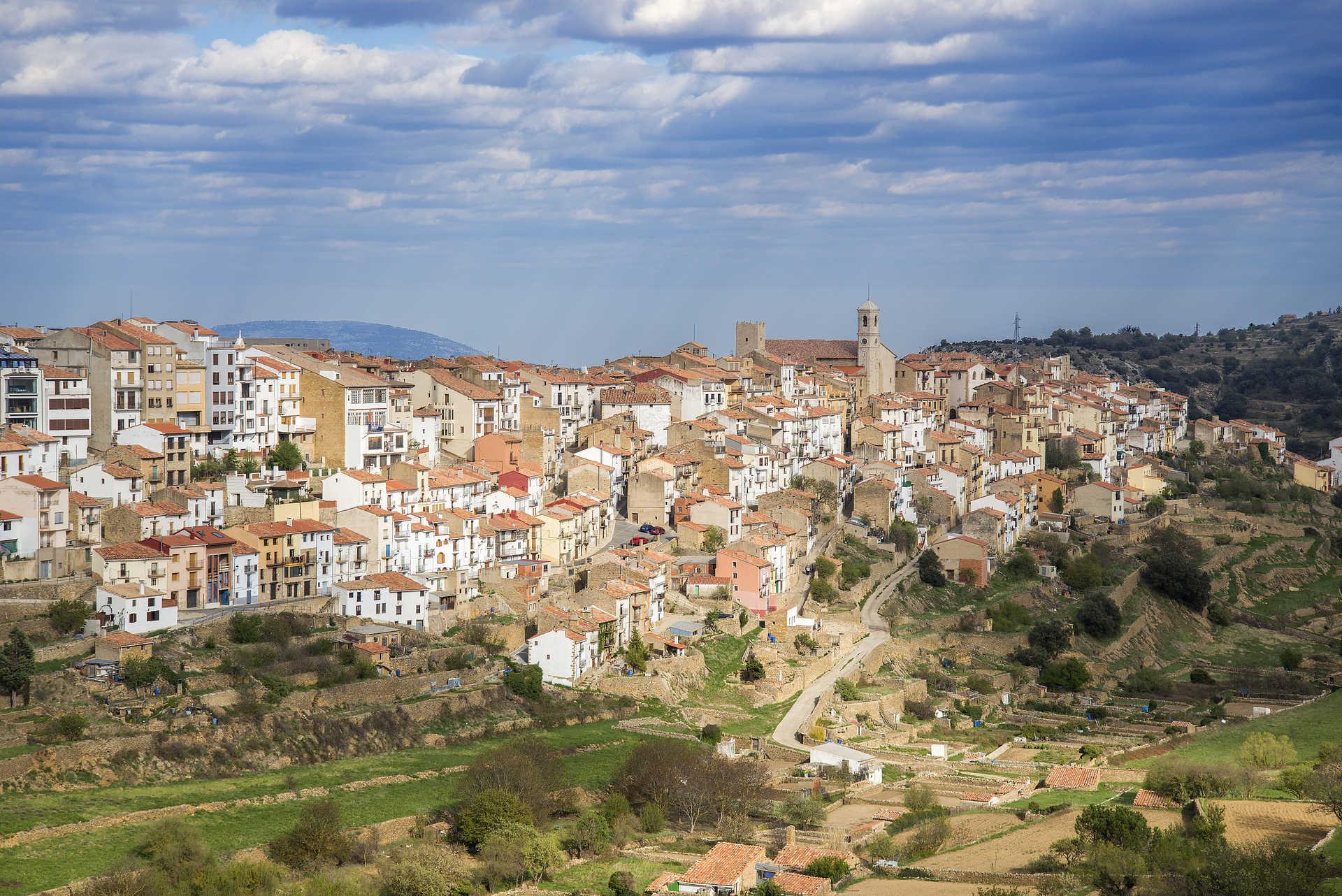 L'Alt Maestrat, un Mediterrani muntanyenc