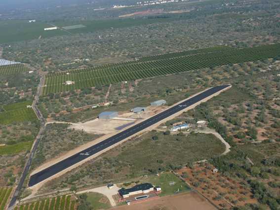 ASOCIACION DE VECINOS LES SUTARRANYES - AEROCLUB MAESTRAT