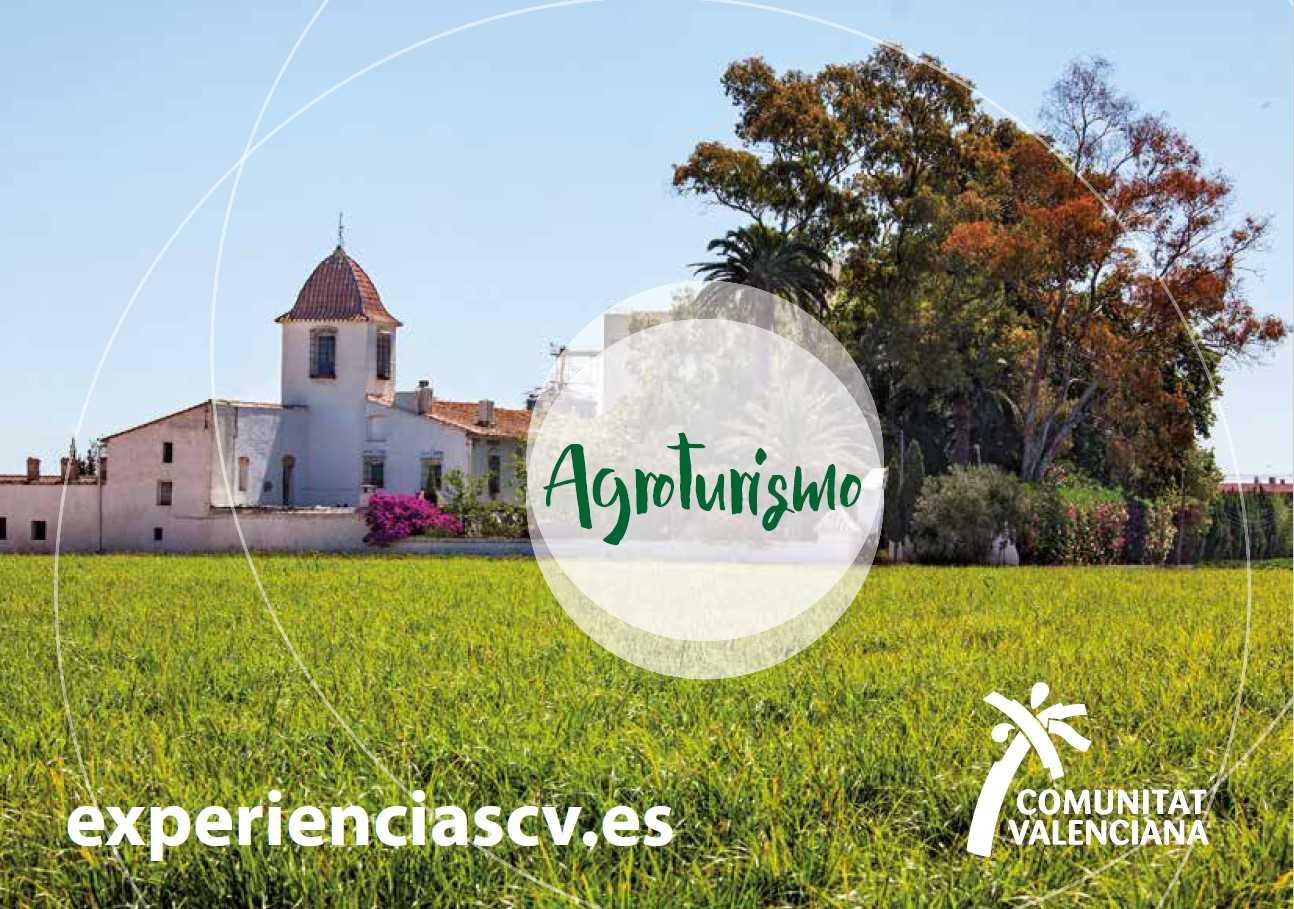 Agroturismo en la Comunitat Valenciana. ExperienciasCV