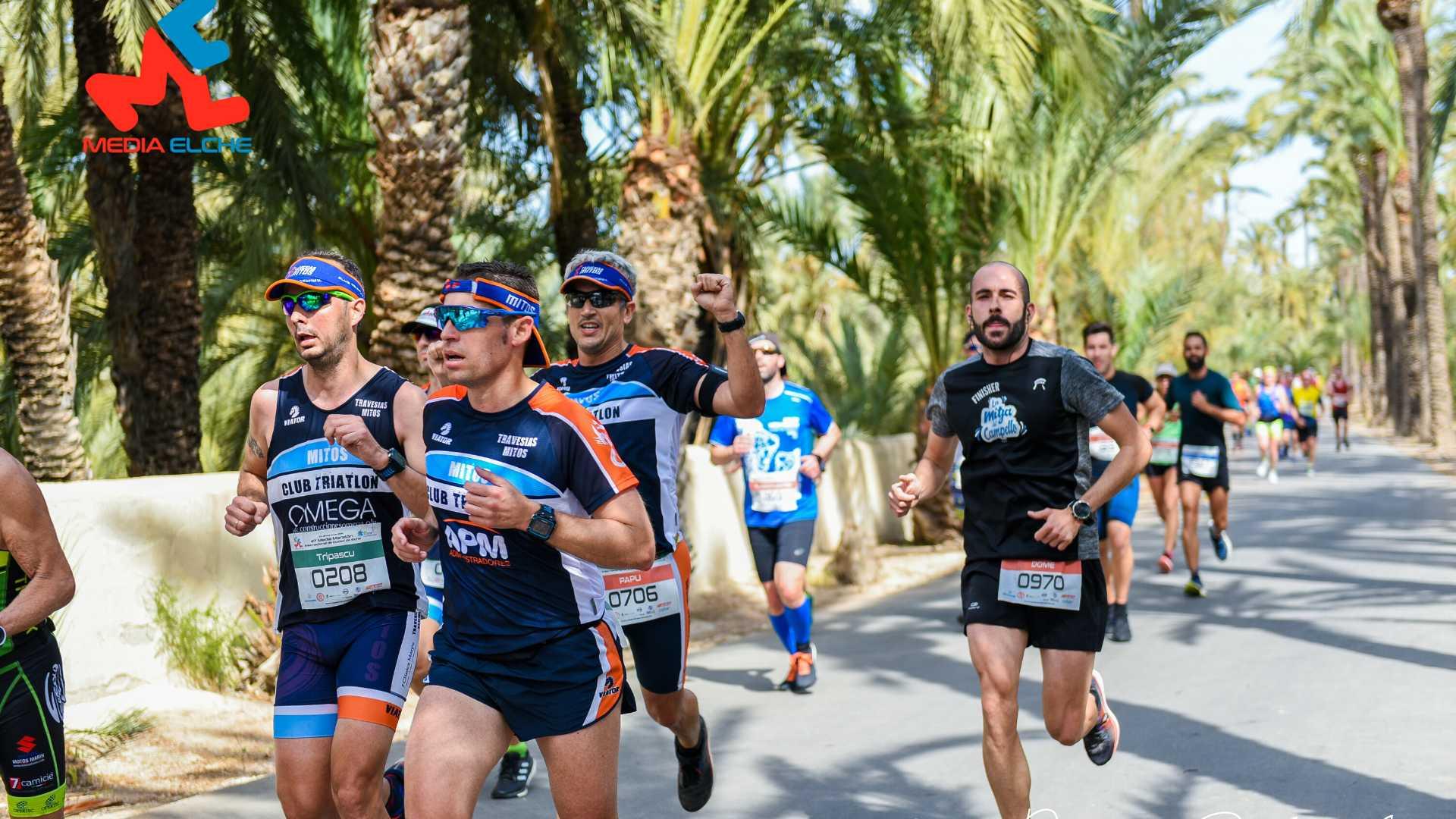 fotos media maraton elche