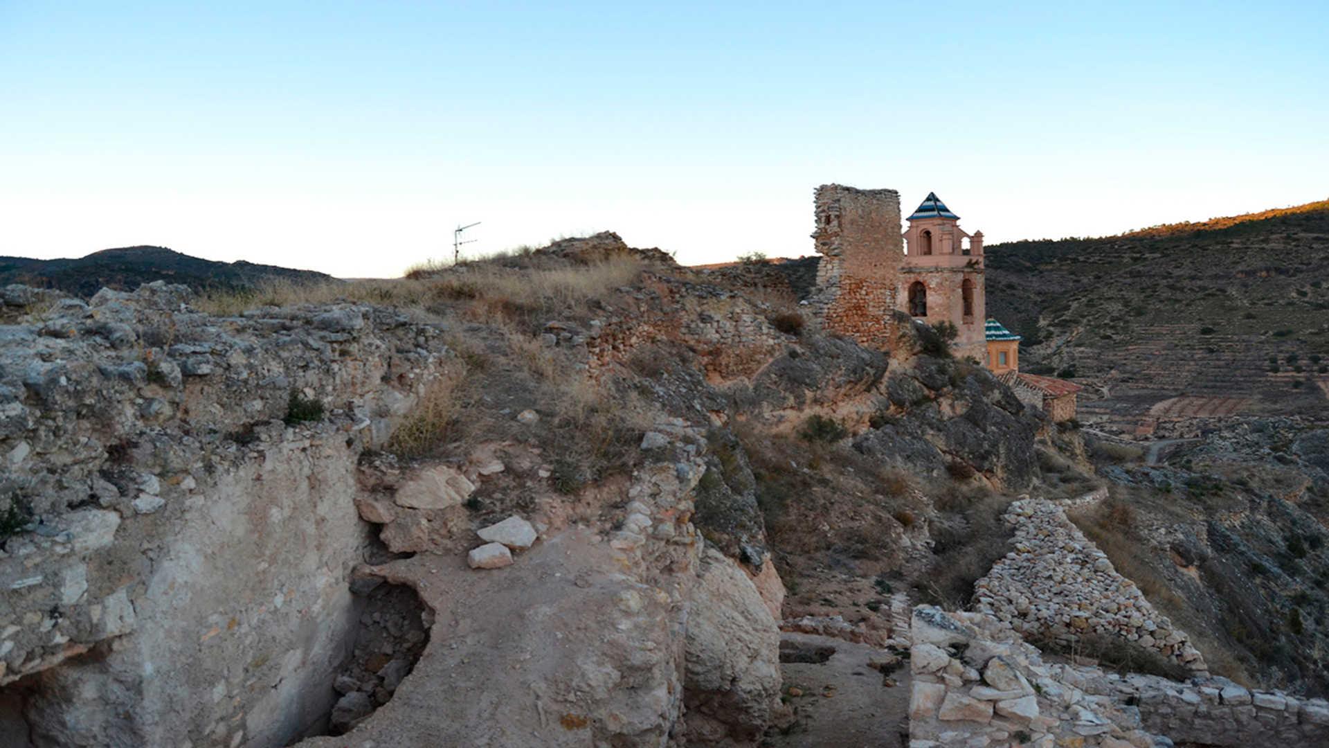 Castillo de Castielfabib