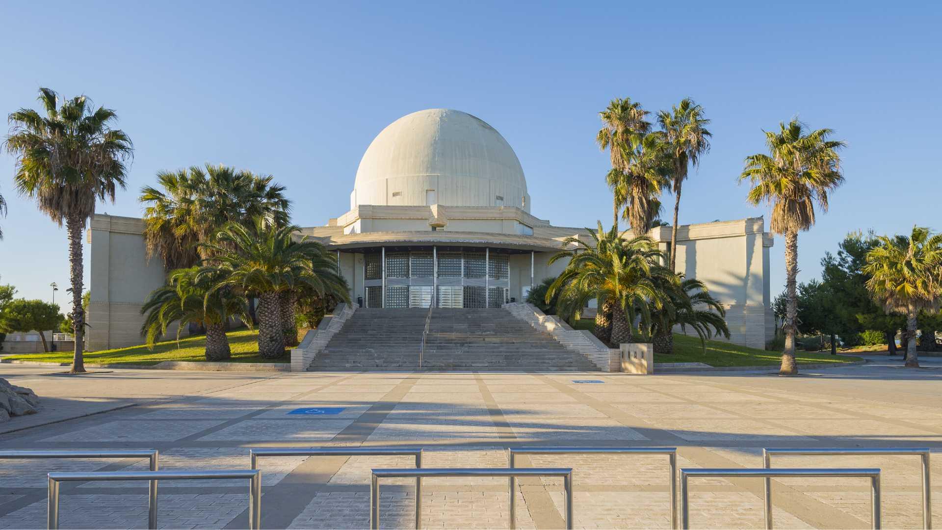 Réouverture du Planétarium de Castellón