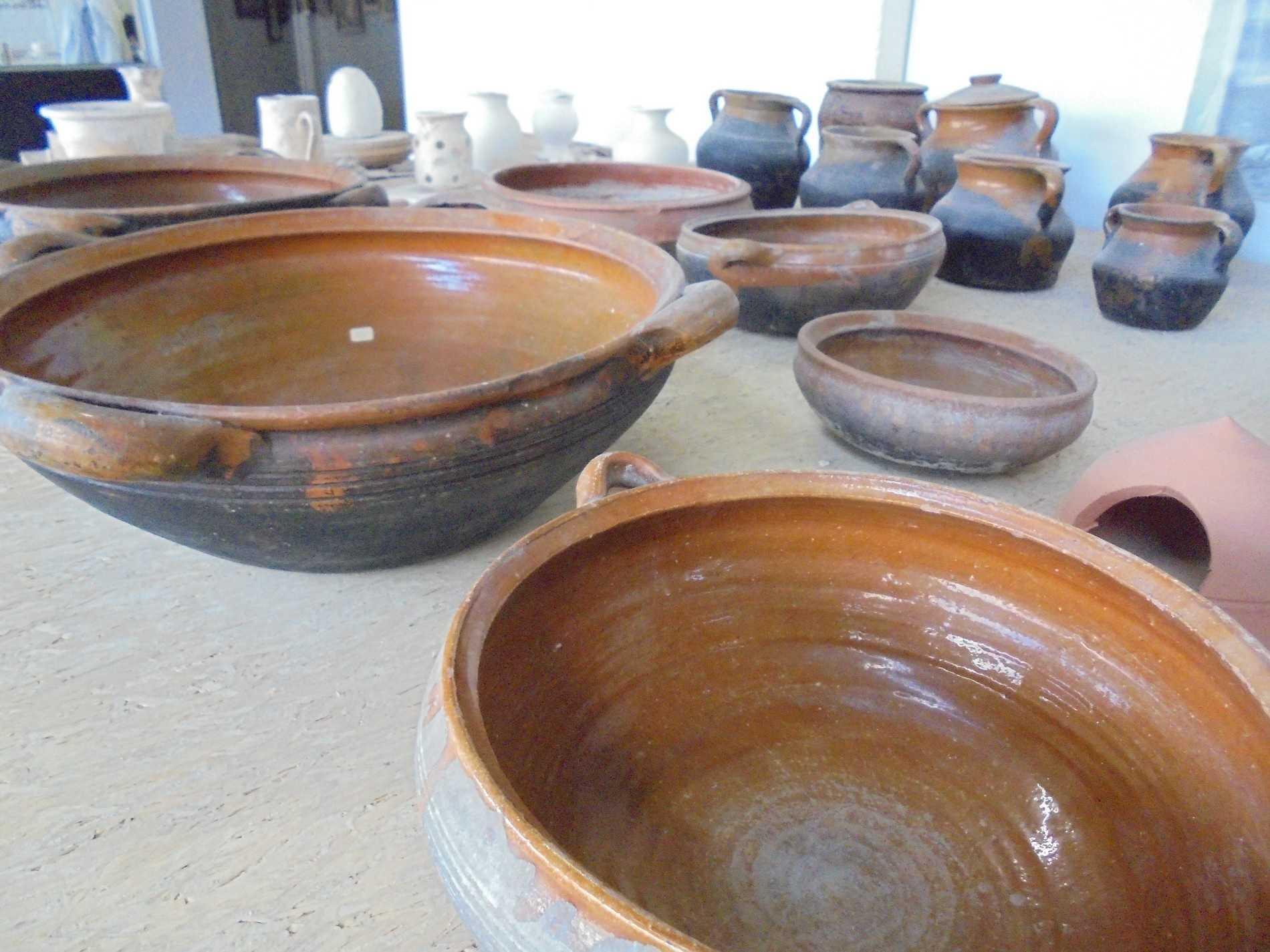 Dissabtes de ceràmica
