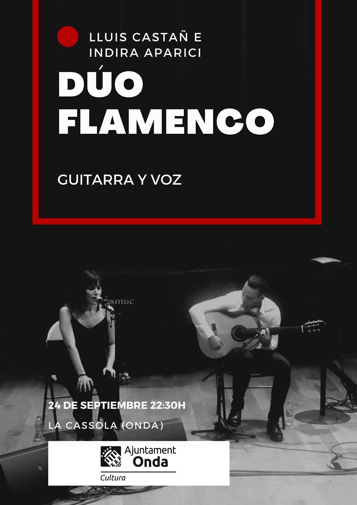 DUO FLAMENCO 2021