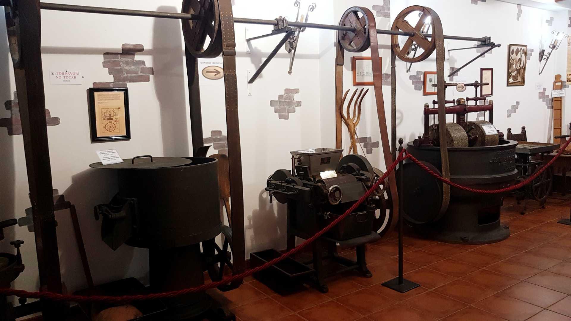 Visita guiada al Museu del Xocolate