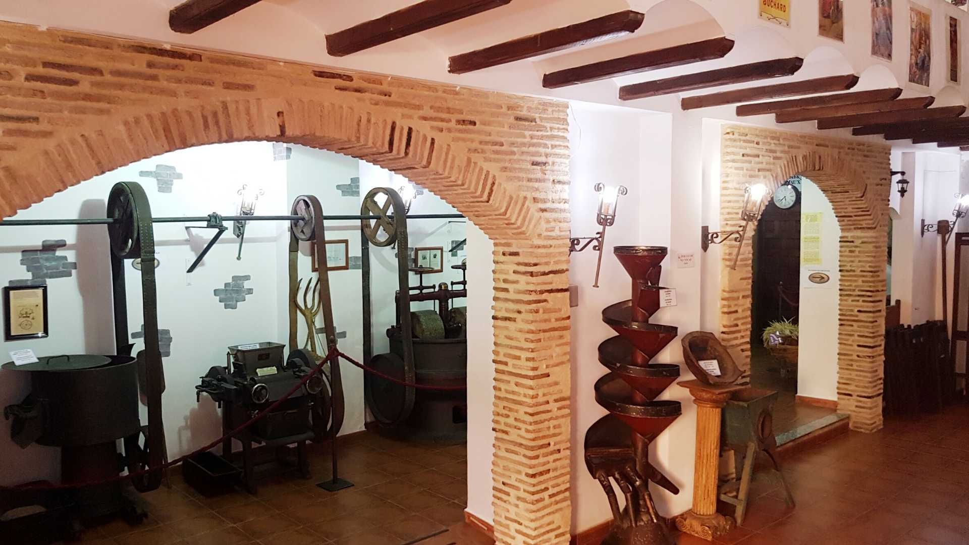 Visita guiada al Museo del Chocolate (Visite guidée au Musée du chocolat )