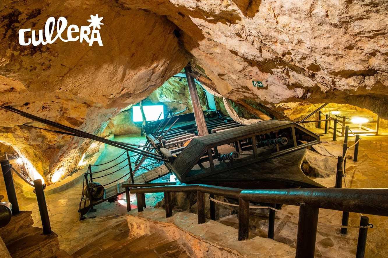 Dragut Cave - Museum