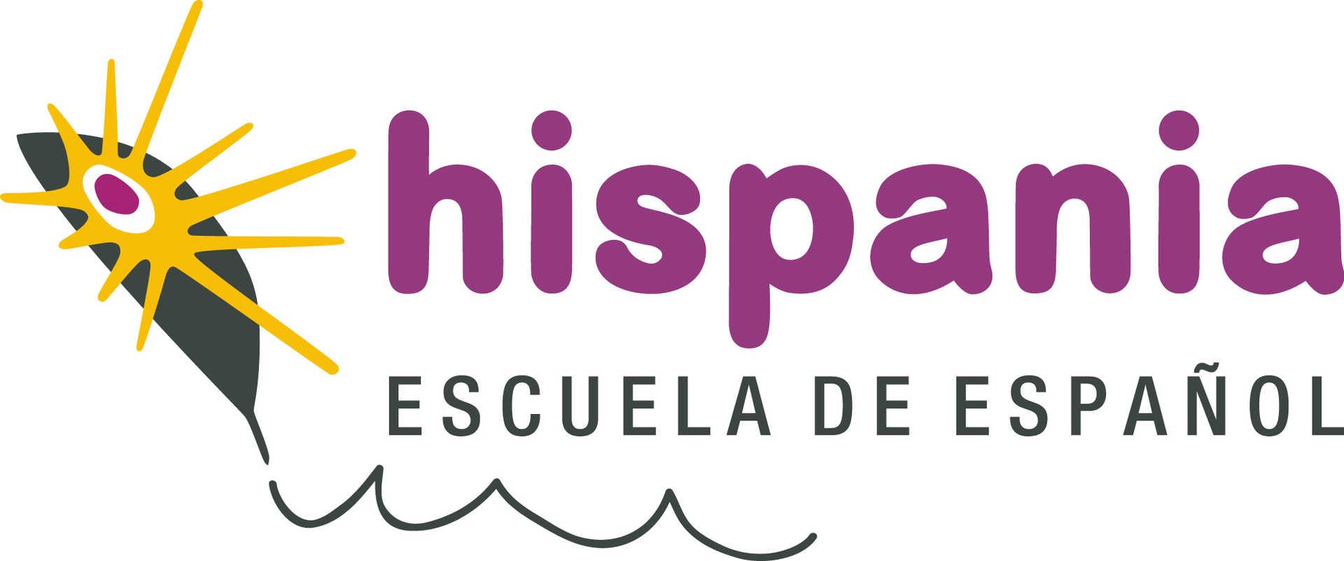Hispania, Escuela de Español - logo