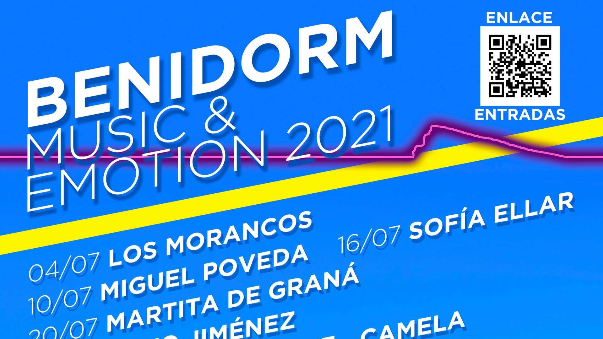 Benidorm Music & Emotion 2021