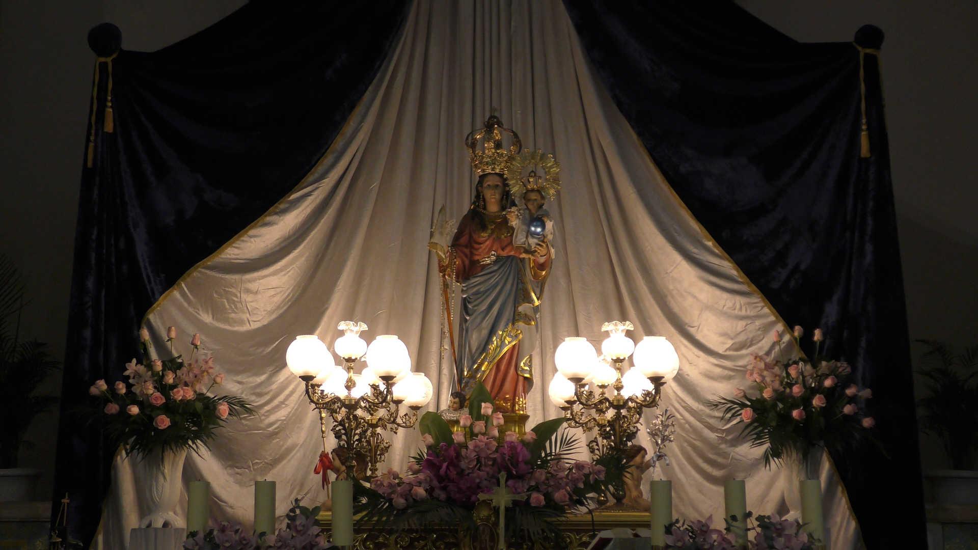 Festes en honor de la Santíssima Mare de Déu de la Pau