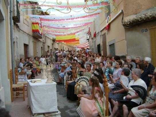 The Santa Justa and Santa Rufina Feast Days