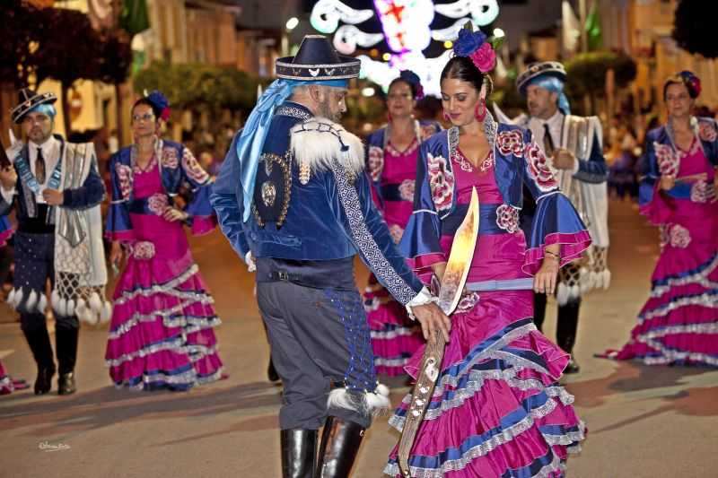 Fiestas de Moros y Cristianos en honor a San Pedro Apóstol