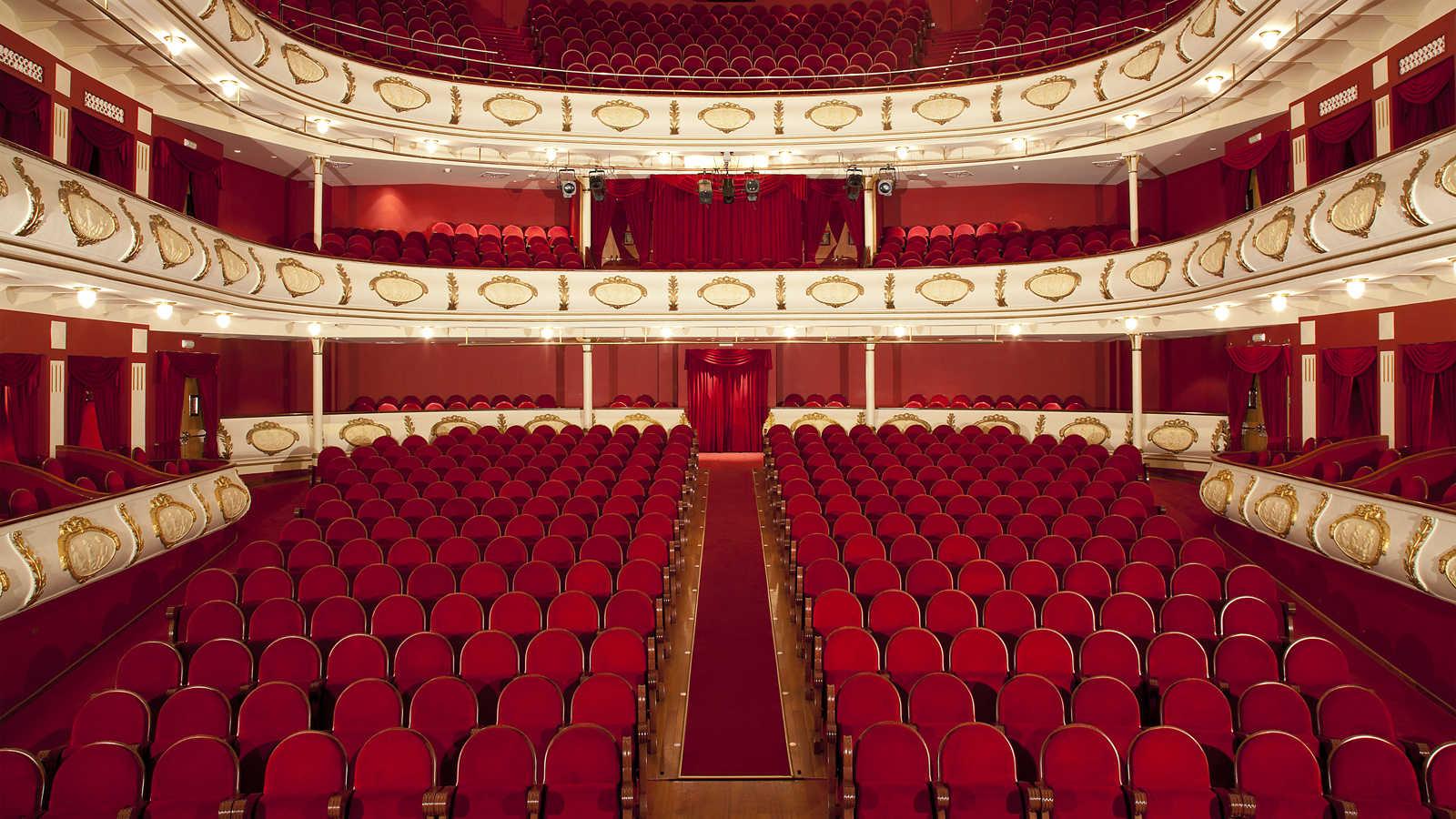 Guided Tours Chapí Theatre