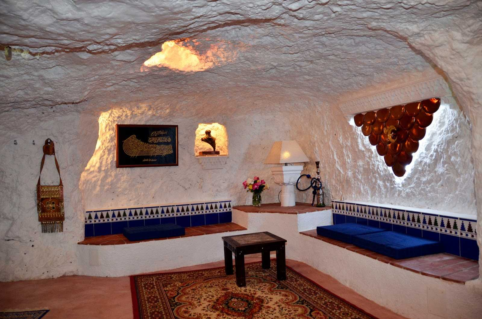 Tuareg Cave-Houses