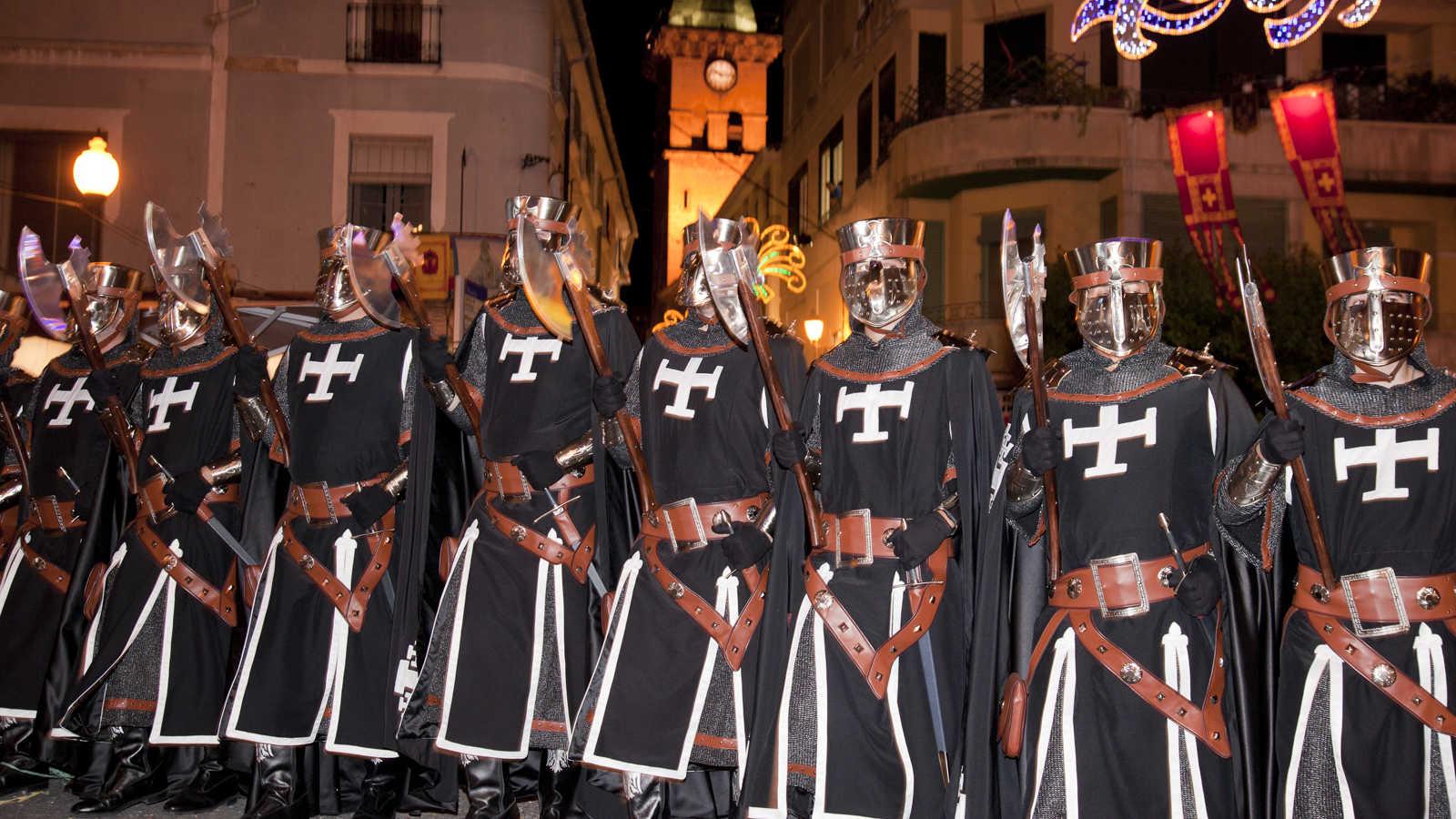 FIESTAS DE MOROS Y CRISTIANOS DE VILLENA