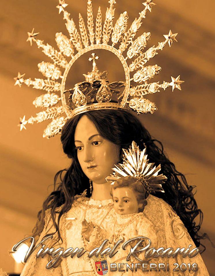 Festes Patronals de San Jerónimo y la Virgen del Rosario