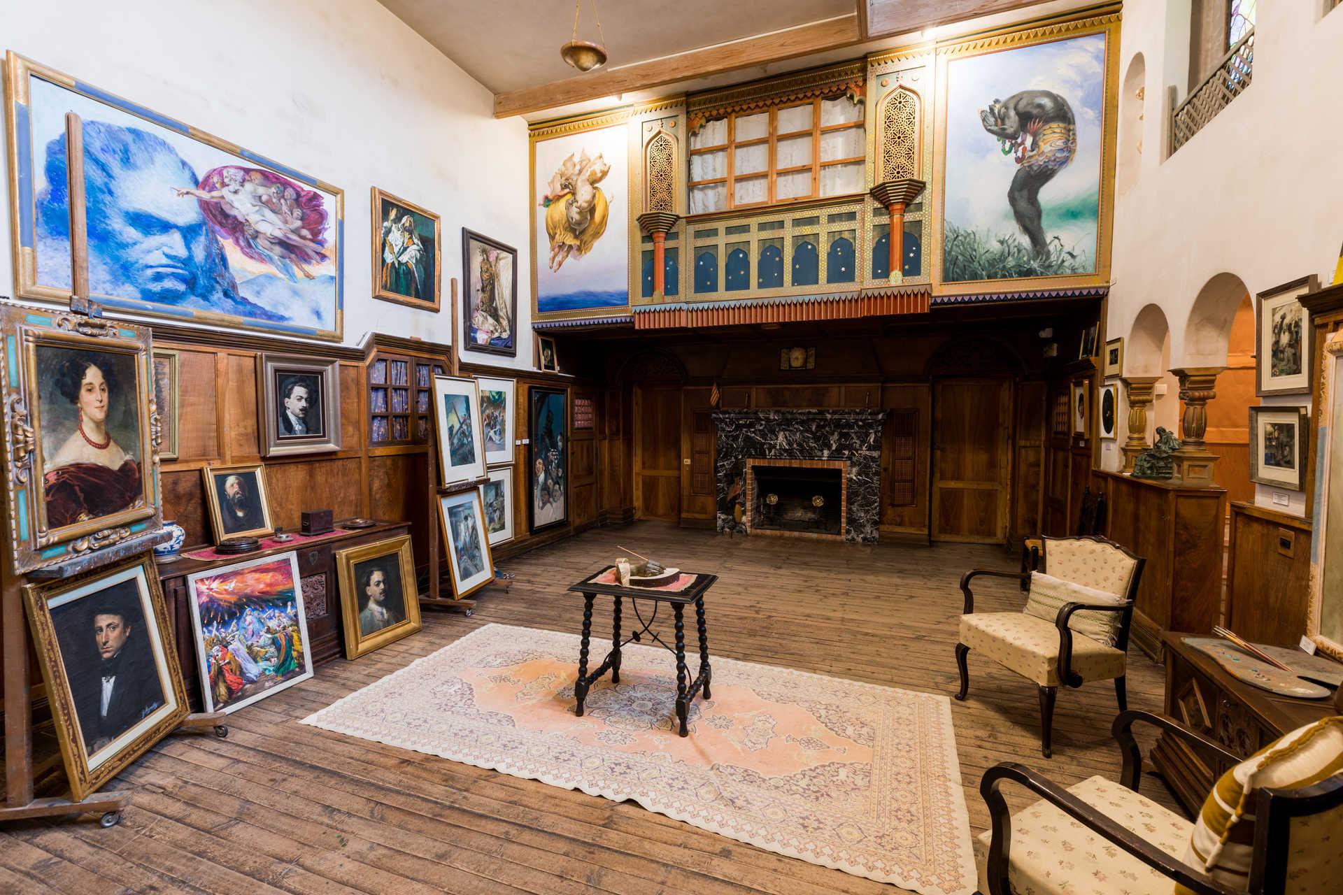 Casa Museo José Segrelles
