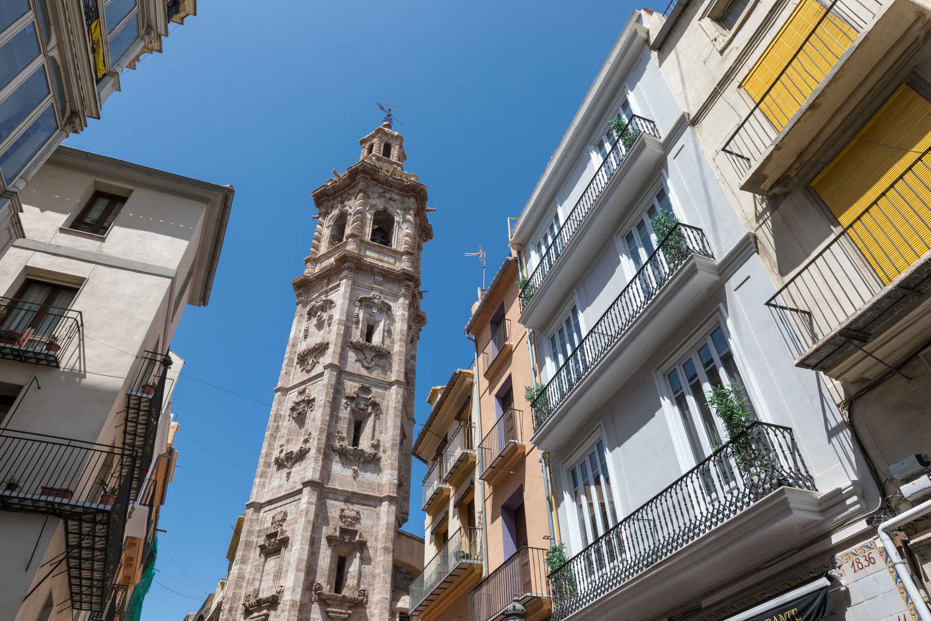 Temple I Torre De Santa Caterina Màrtir