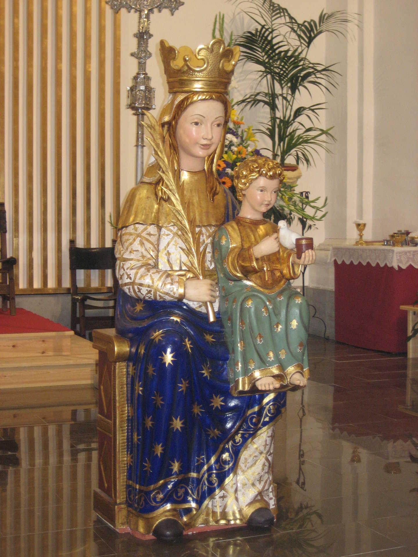 Temple Paroissial Santa Maria