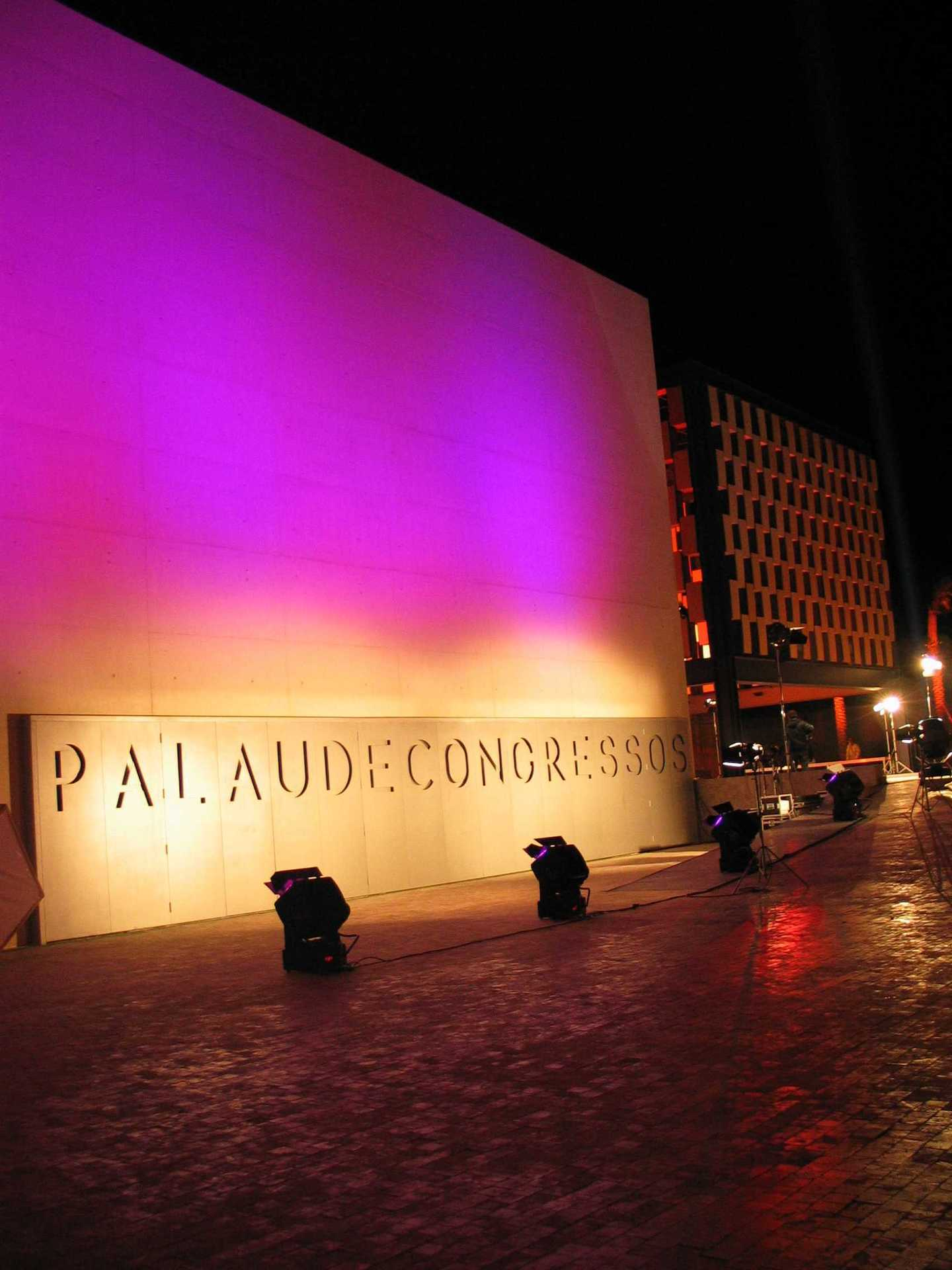 Auditorium and Conference Centre of Peñíscola