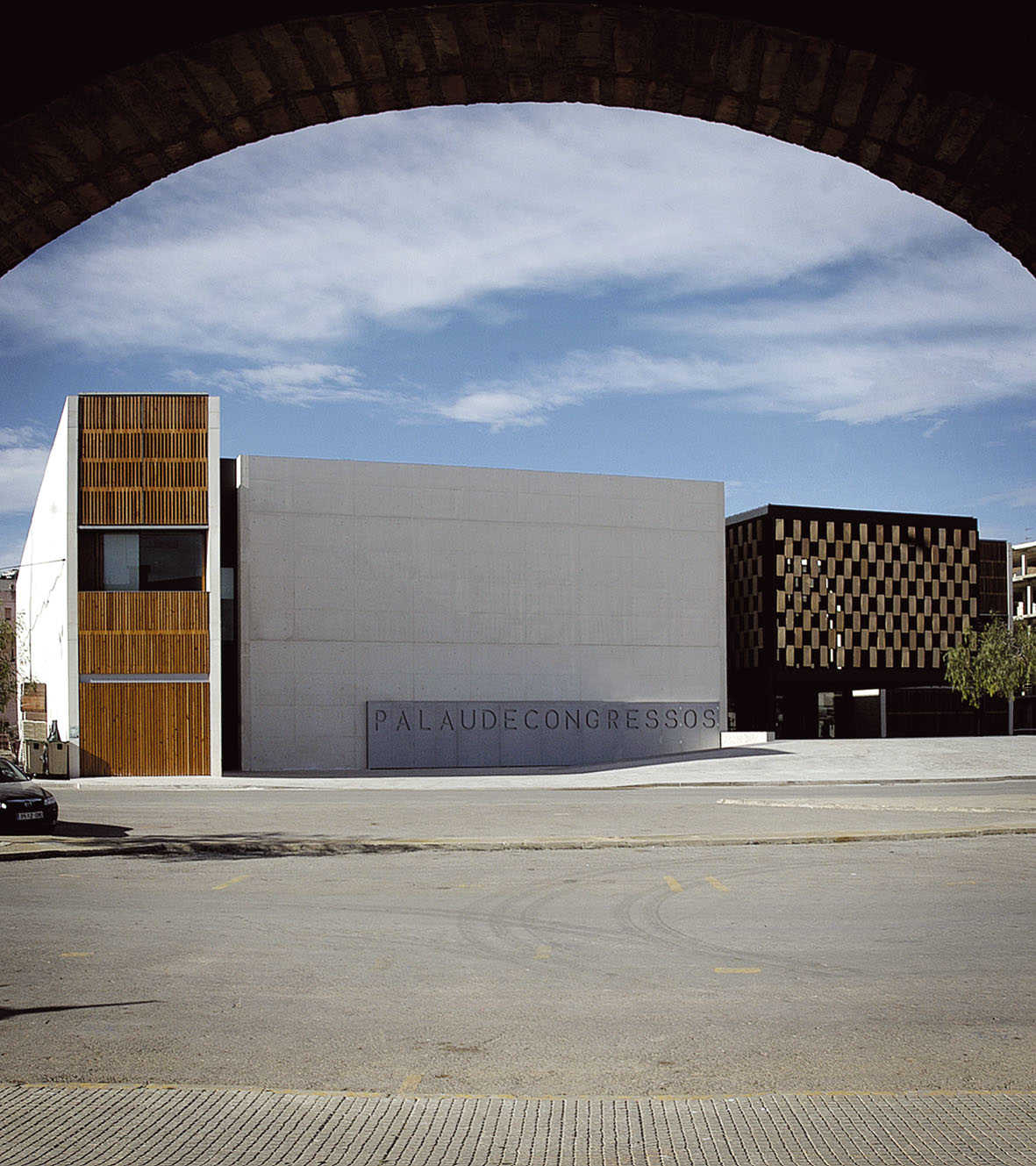 Auditorium and Conference Centre of Peñíscola