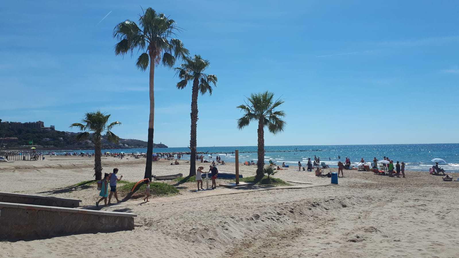Playa L'Almadrava