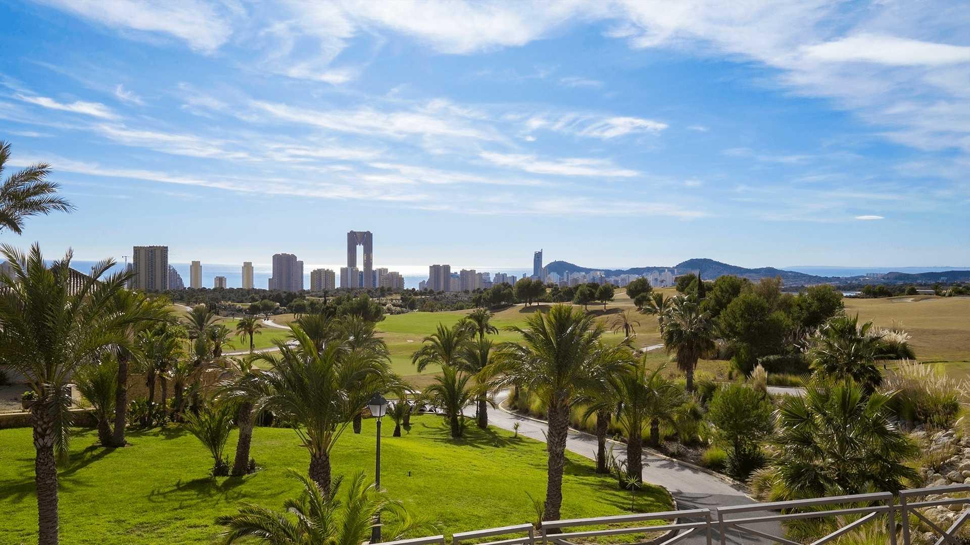 Golf et Costa Blanca : La Combinaison Idéale