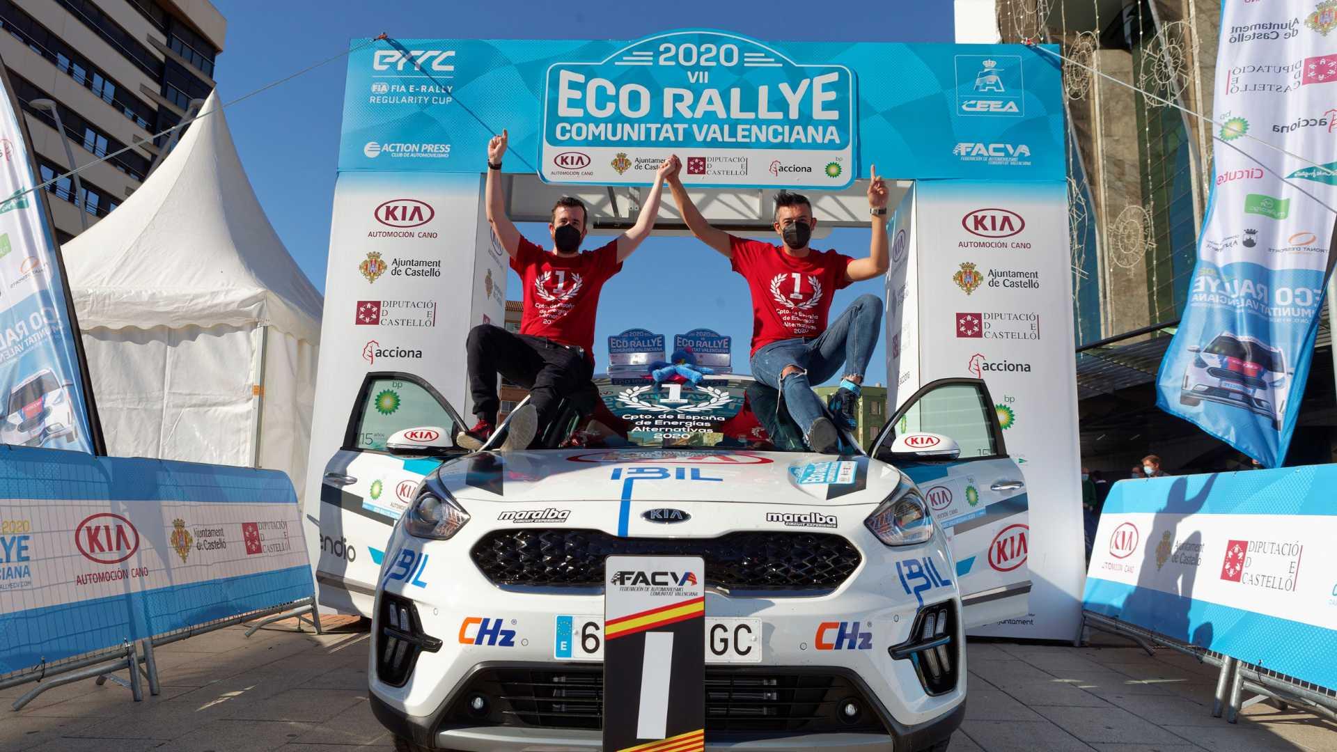 Eco Rallye de la Comunitat Valenciana