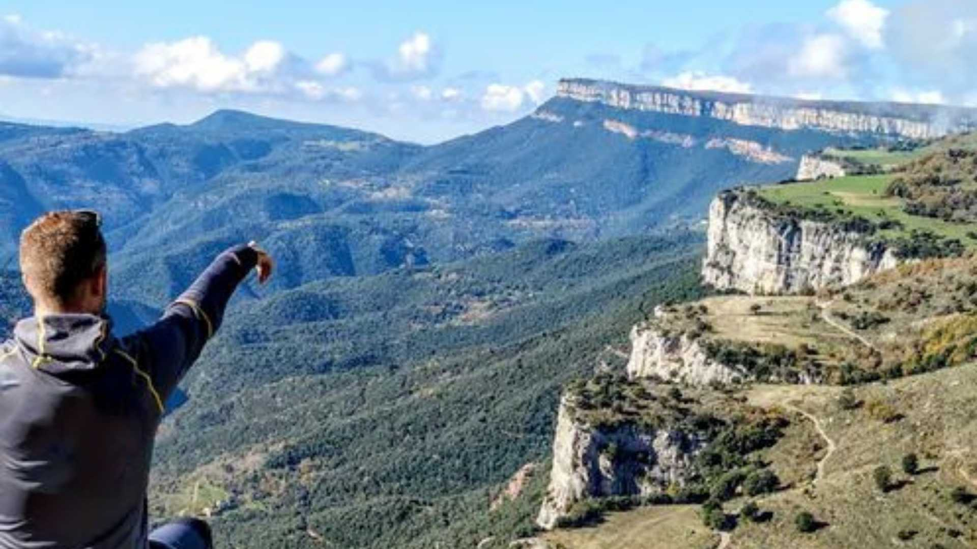 Trekking a les Gorges del Cabriol
