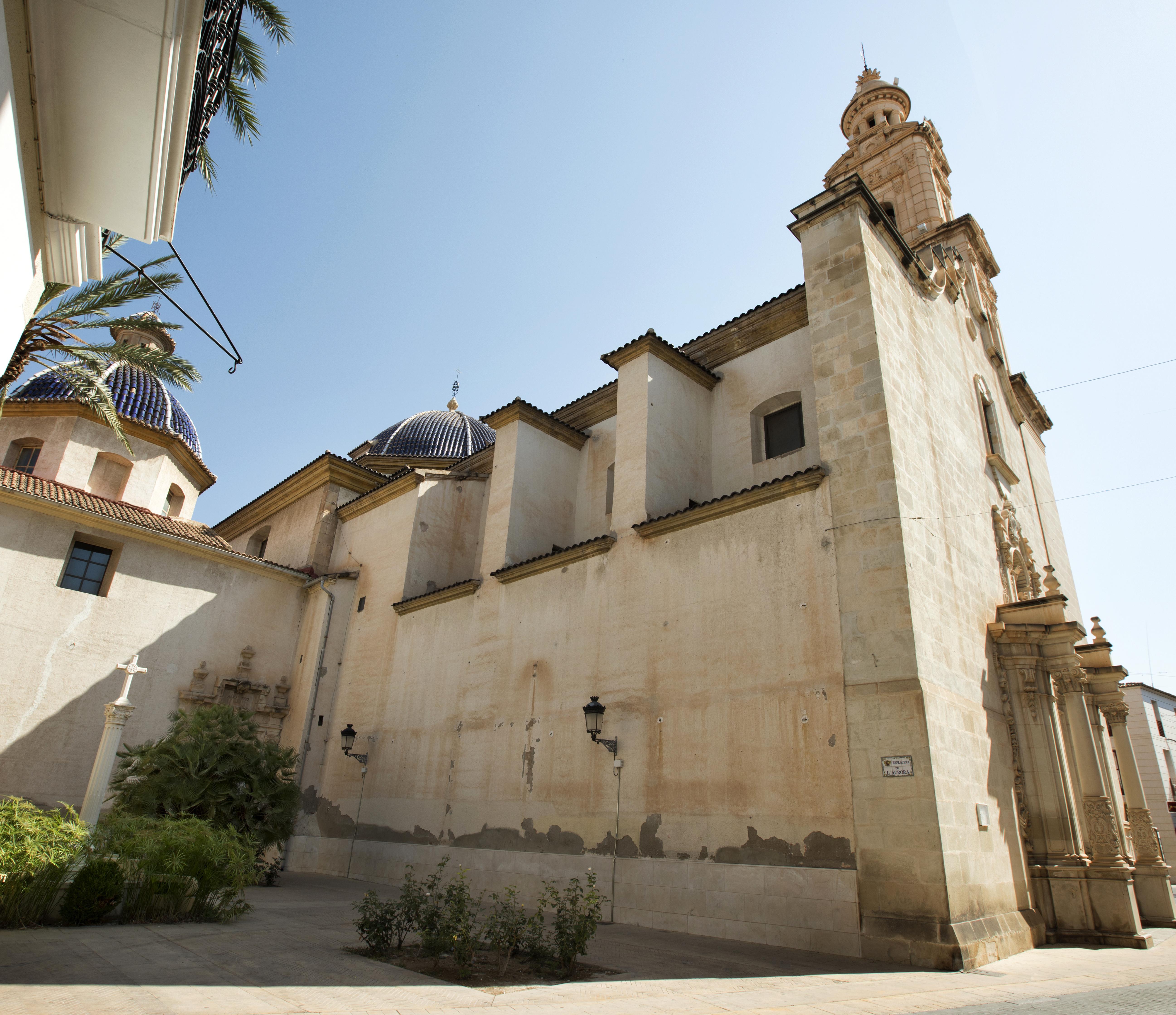 San Pedro-Kirche