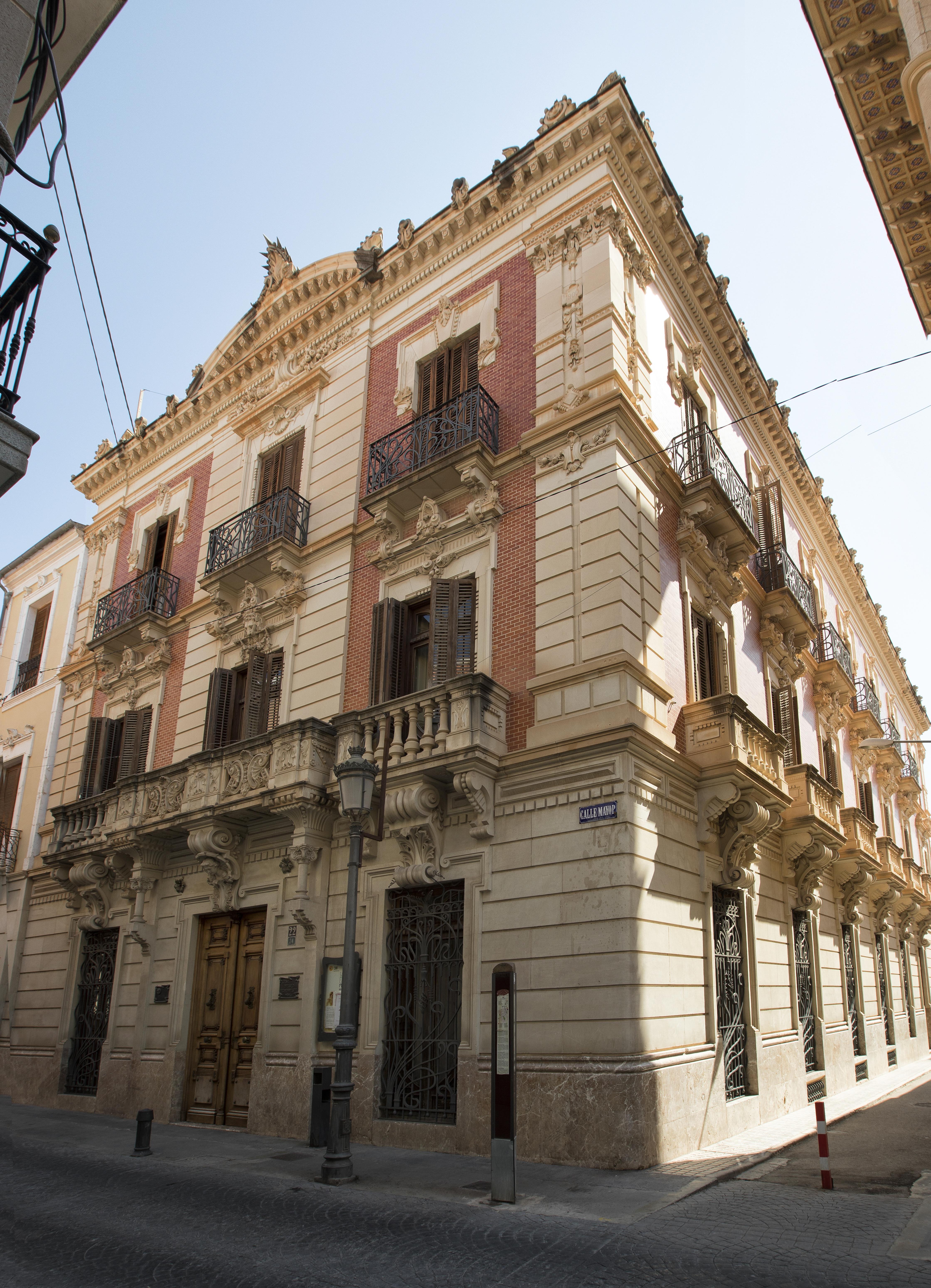Casa Museo Modernista