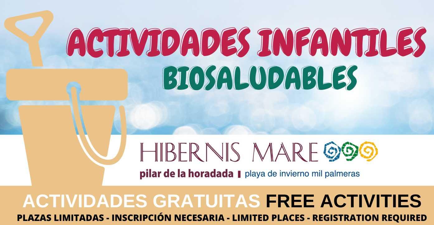 Actividades Infantiles Biosaludables