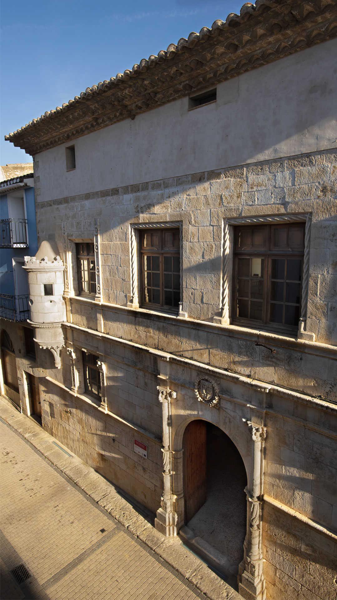 Marqués de Villores Palace