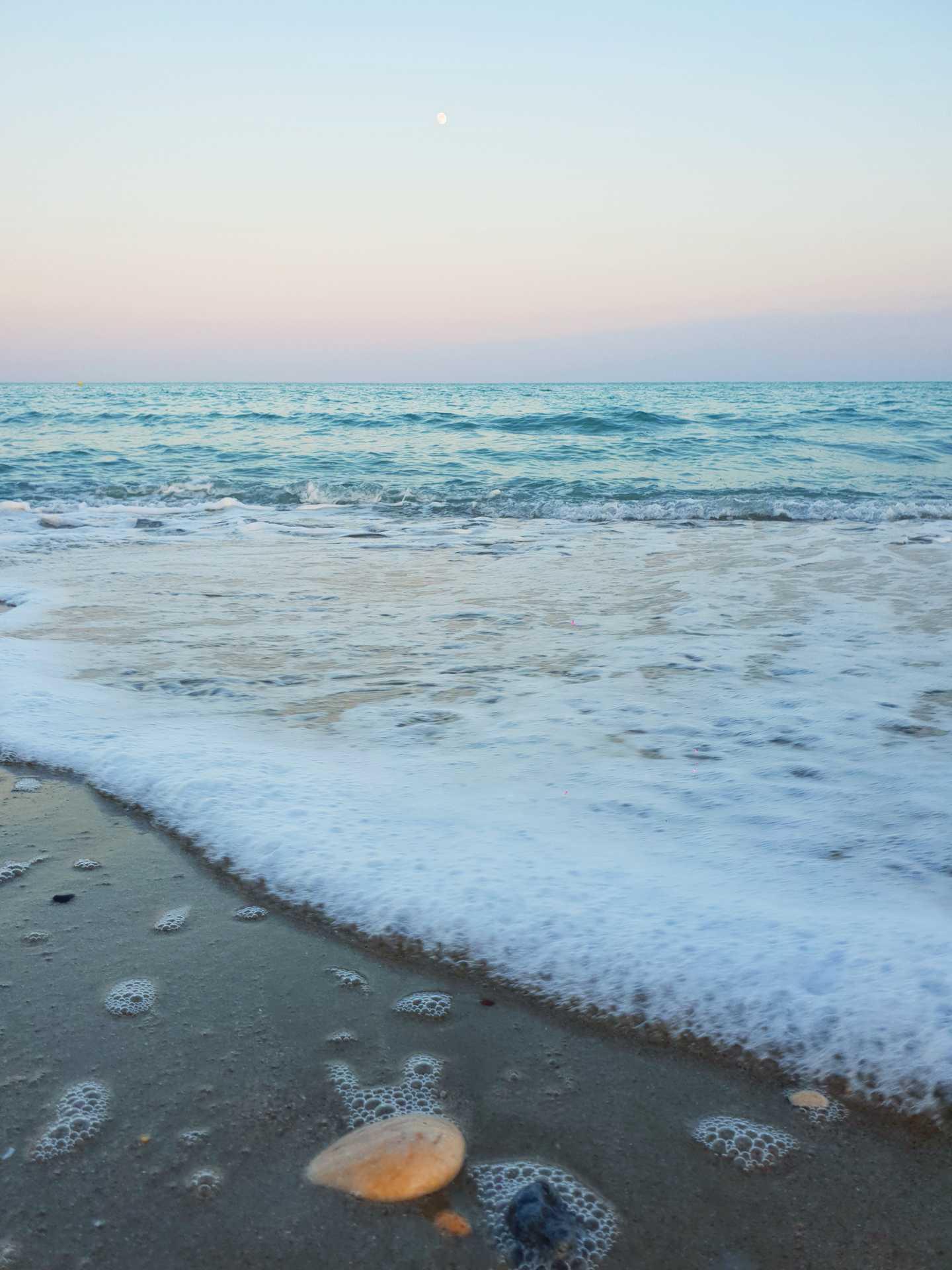 Pedra-Roja Beach
