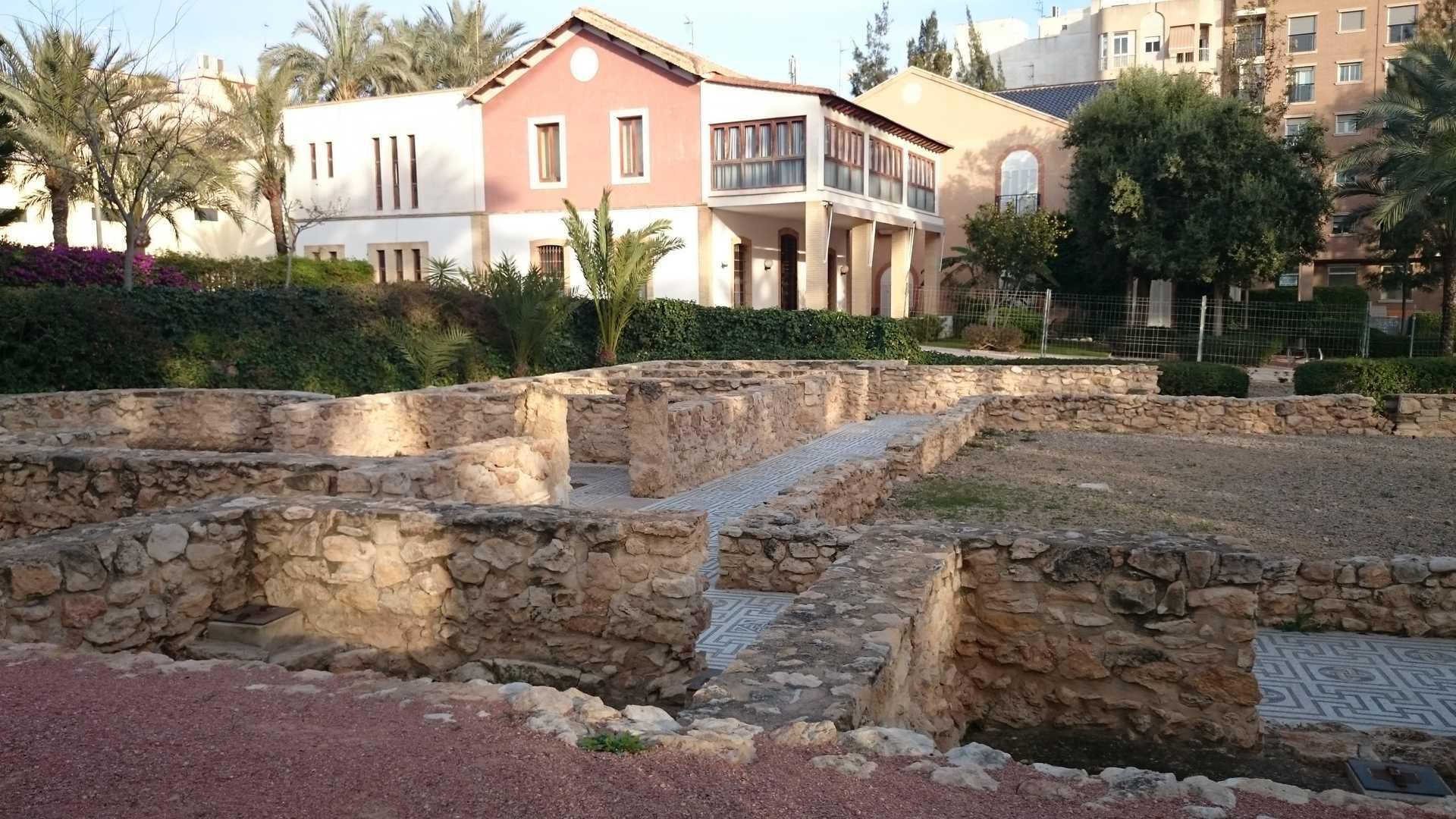 Casa Romana El Palmeral