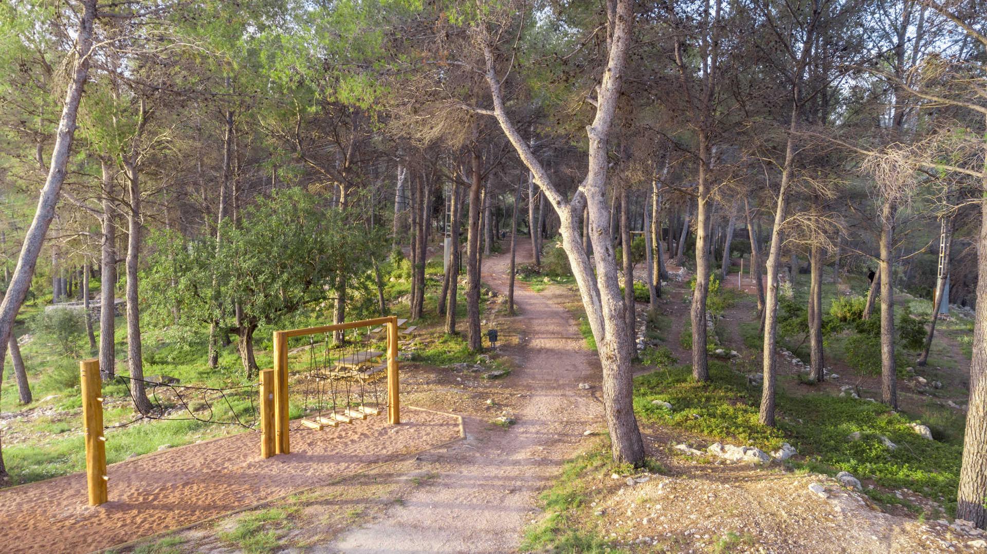 Parc Botànic 'El Tossalet' (Botanic garden)